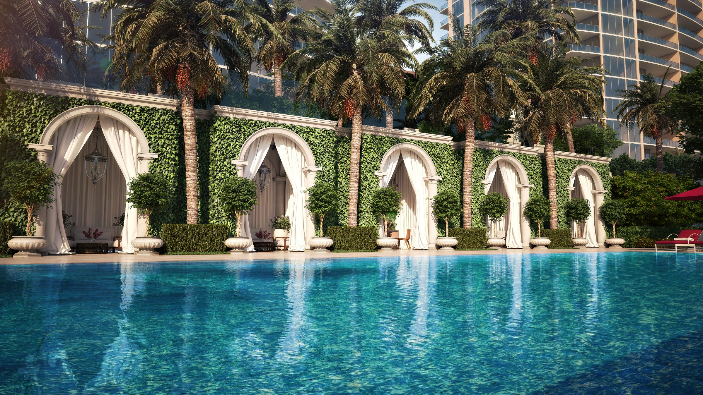 Trump Group Affiliate Secures $558 Million Loan For The Estates At Acqualina In Sunny Isles Beach