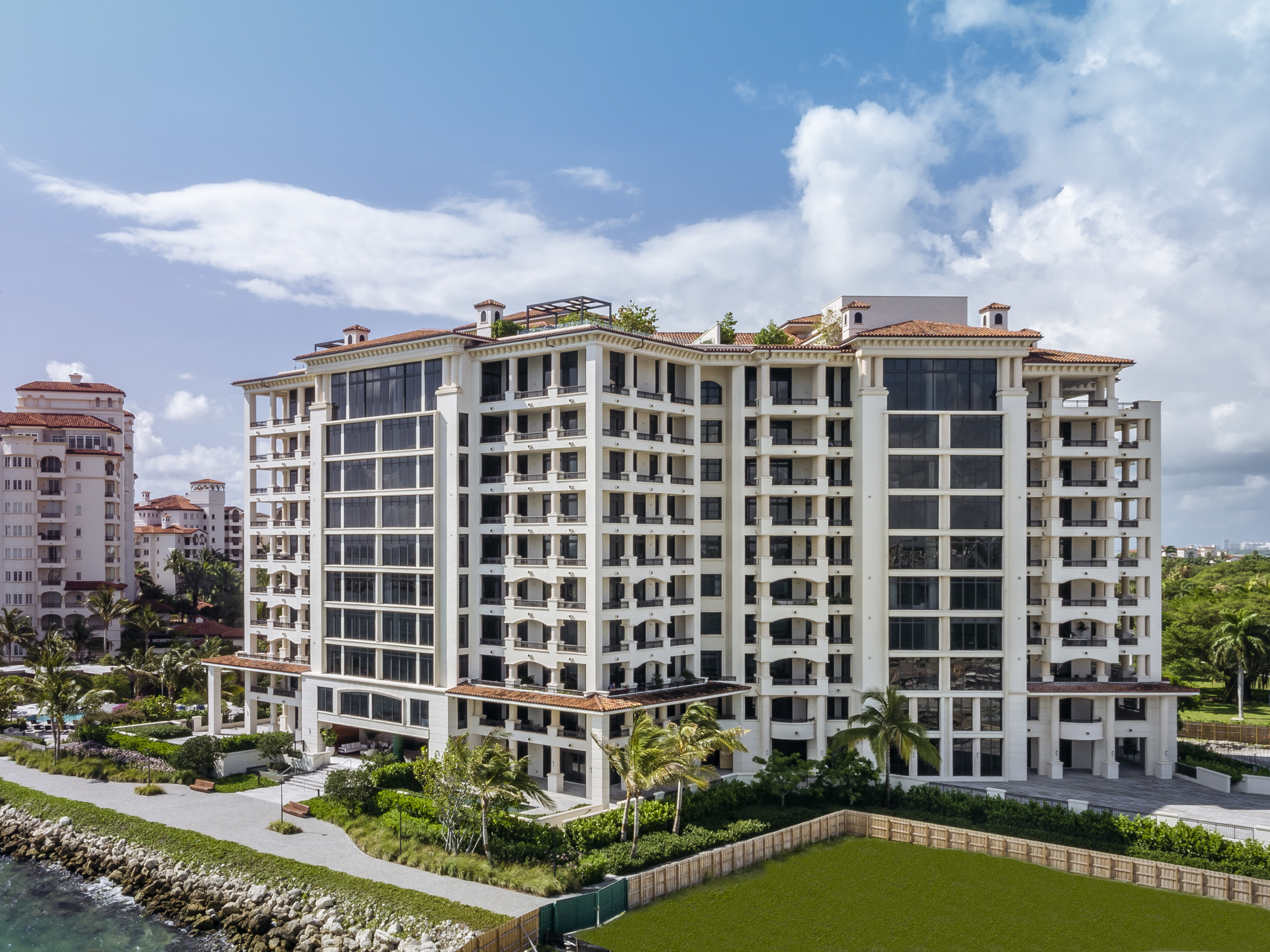 Strong Sales Reported At The Kobi Karp-Designed Ultra-Luxury Palazzo Del Sol On The Exclusive Fisher Island