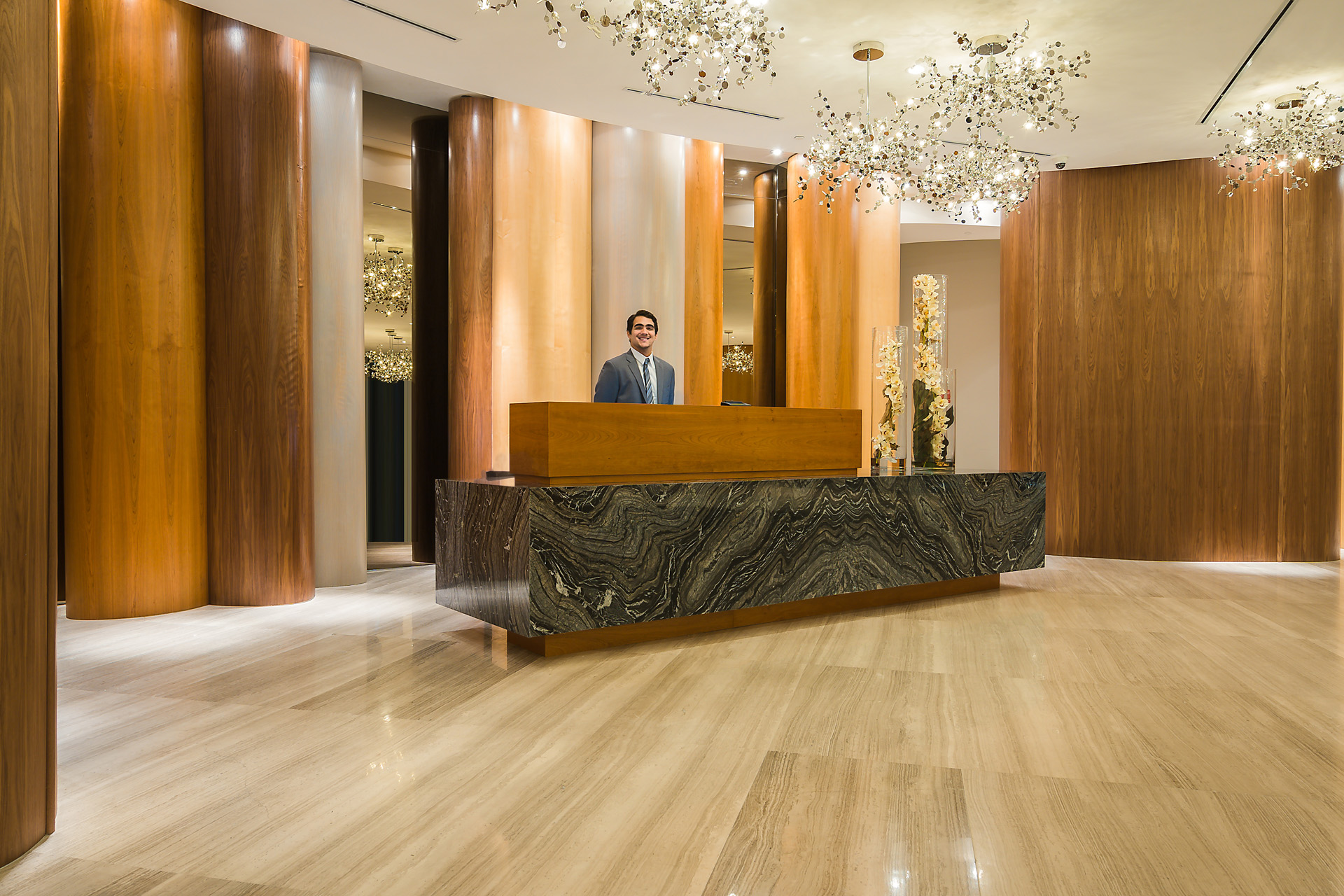 Tour Melo Group's Newly Delivered, Arquitectonica-Designed Aria On The Bay