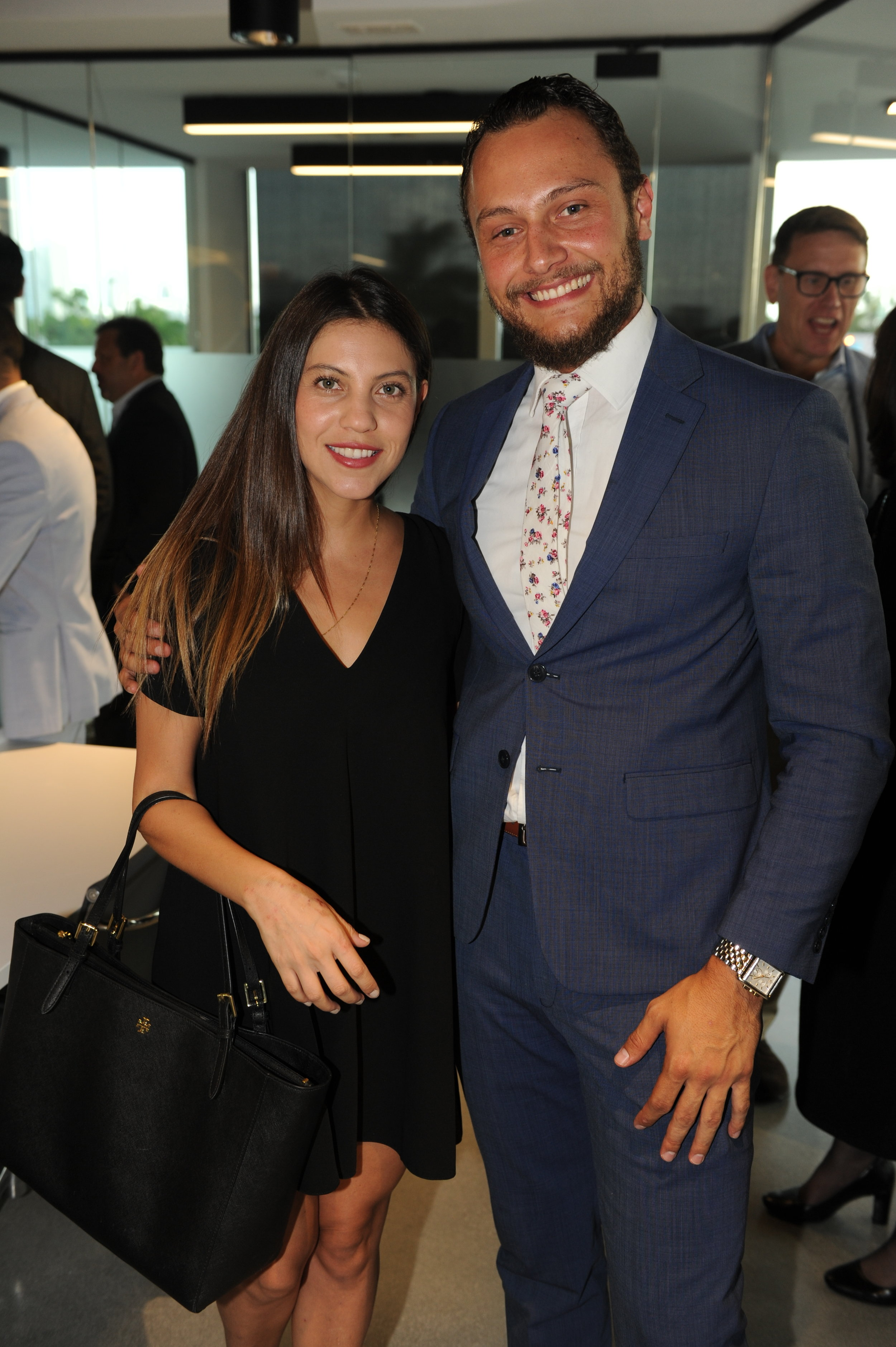 Camila Torres & Cesar Alvarez