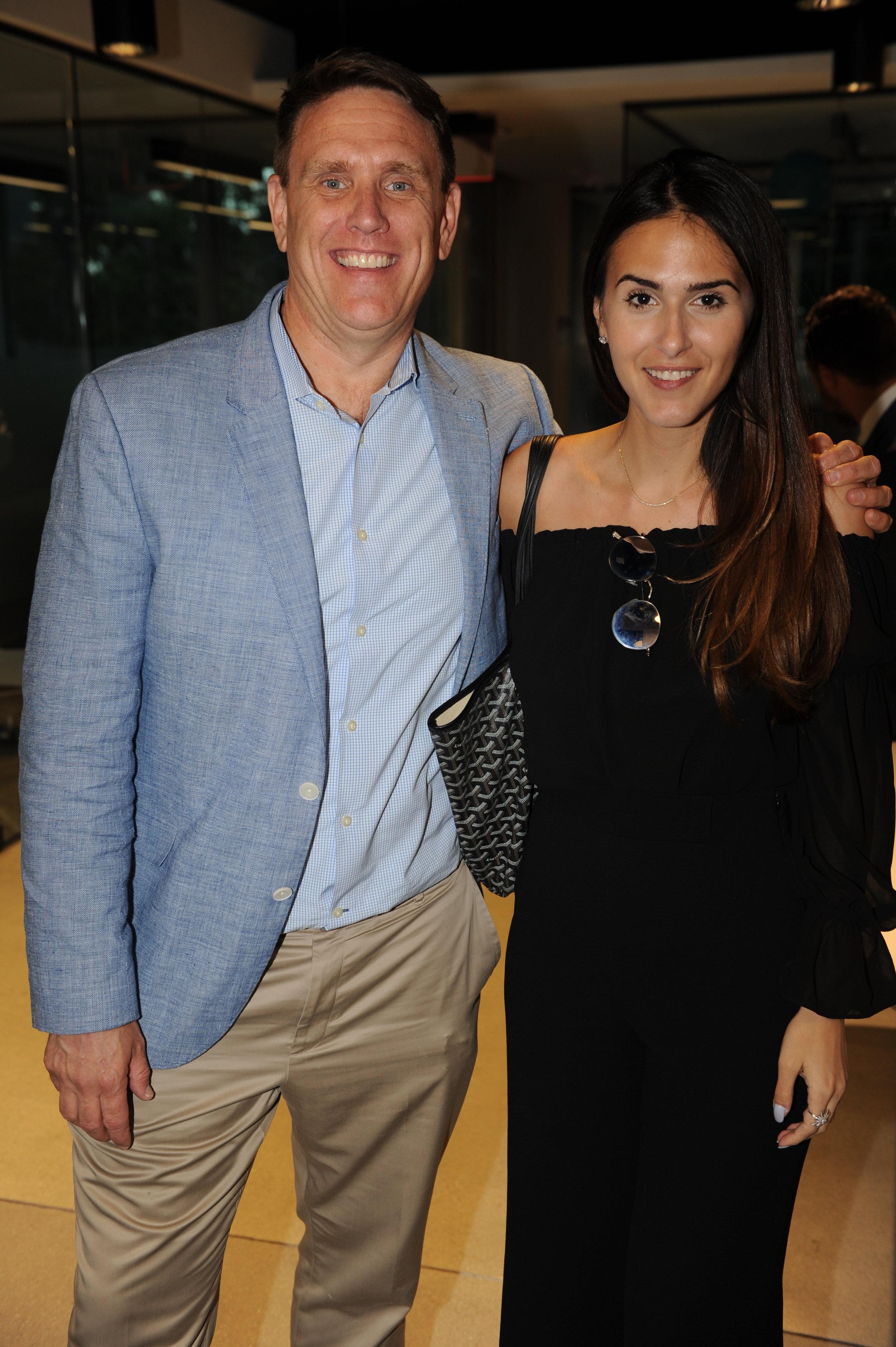 Stephen Larkin & Ashley Salom