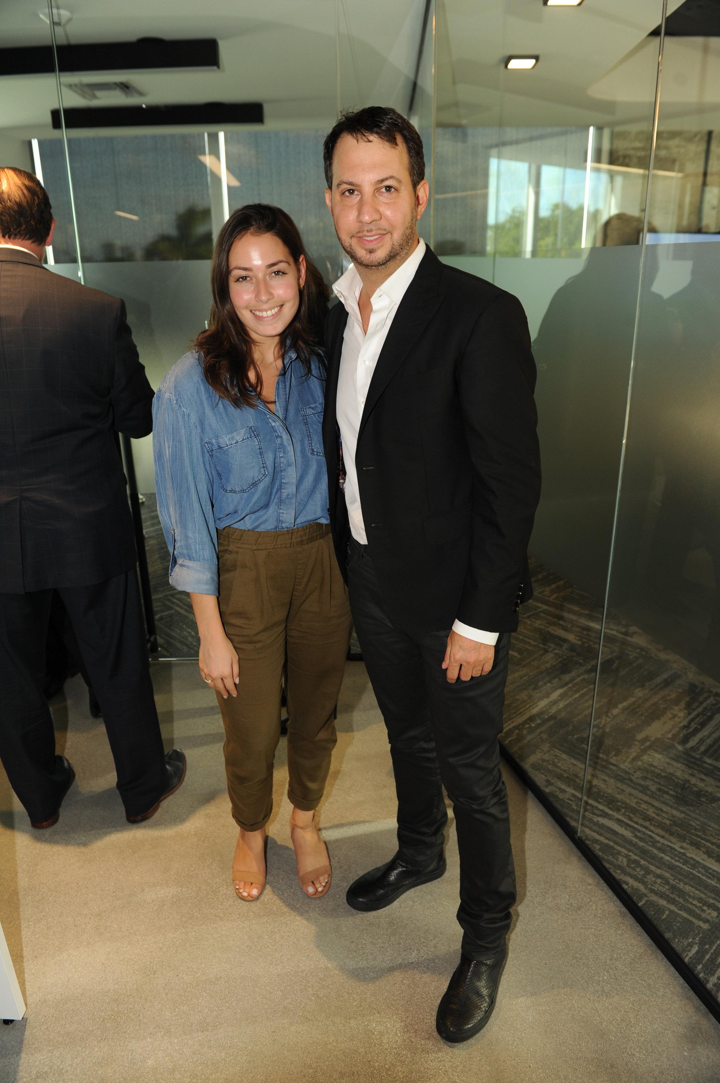 Debora Lima & Jared Shapiro