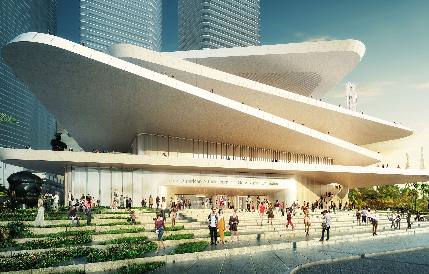 Legal Battle Over Gary Nader's Latin American Art Museum Proposal Continues with Miami Dade College