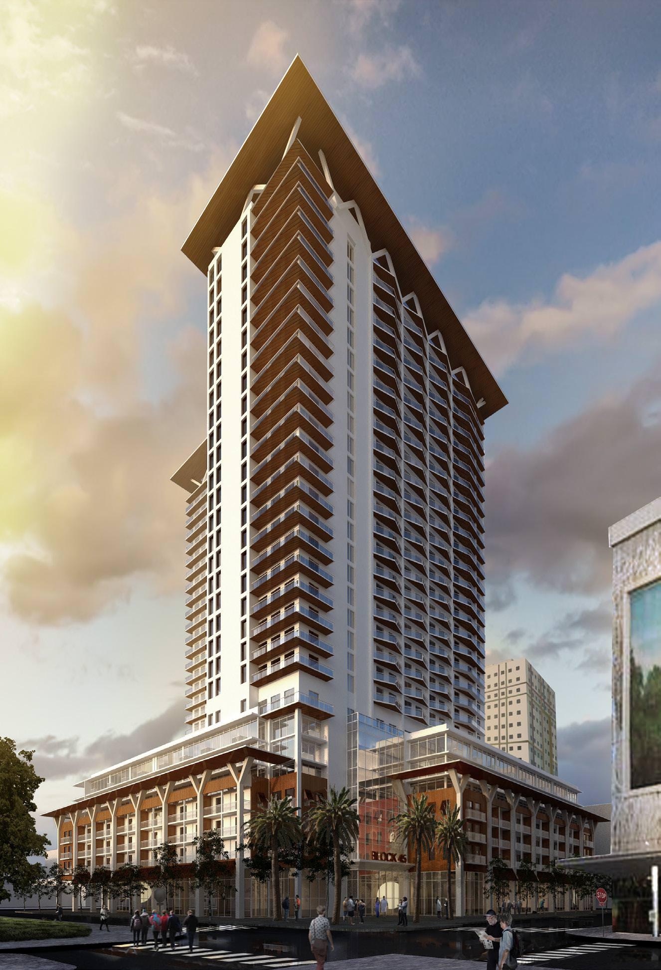 Atlantic Pacific Communities' Bermello, Ajamil & Partners-Designed Proposal Chosen For Downtown's Block 45