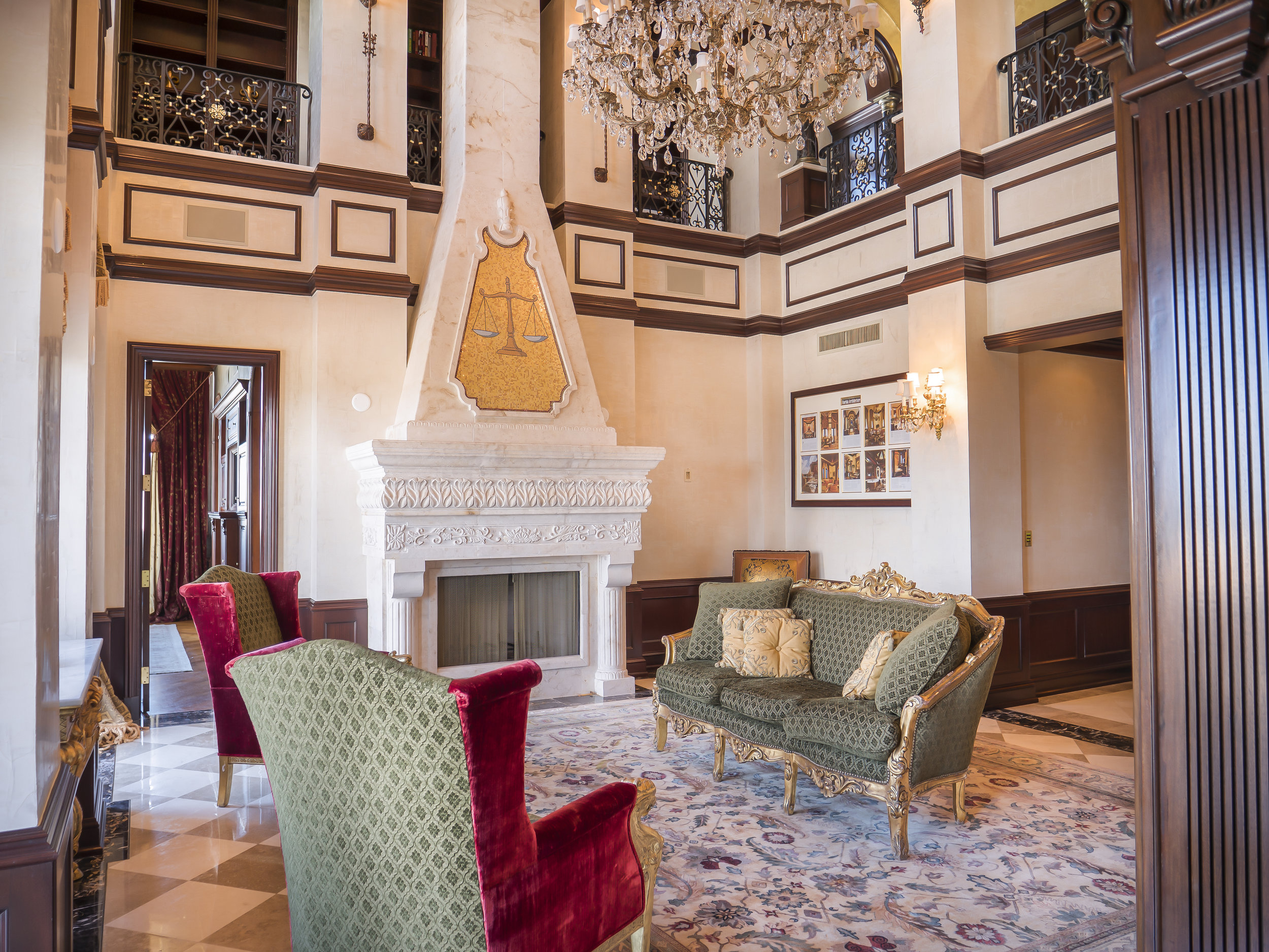 Check Out This Jeff Howard-Designed Italian Renaissance Penthouse in Coral Gables Asking $6.99 Million