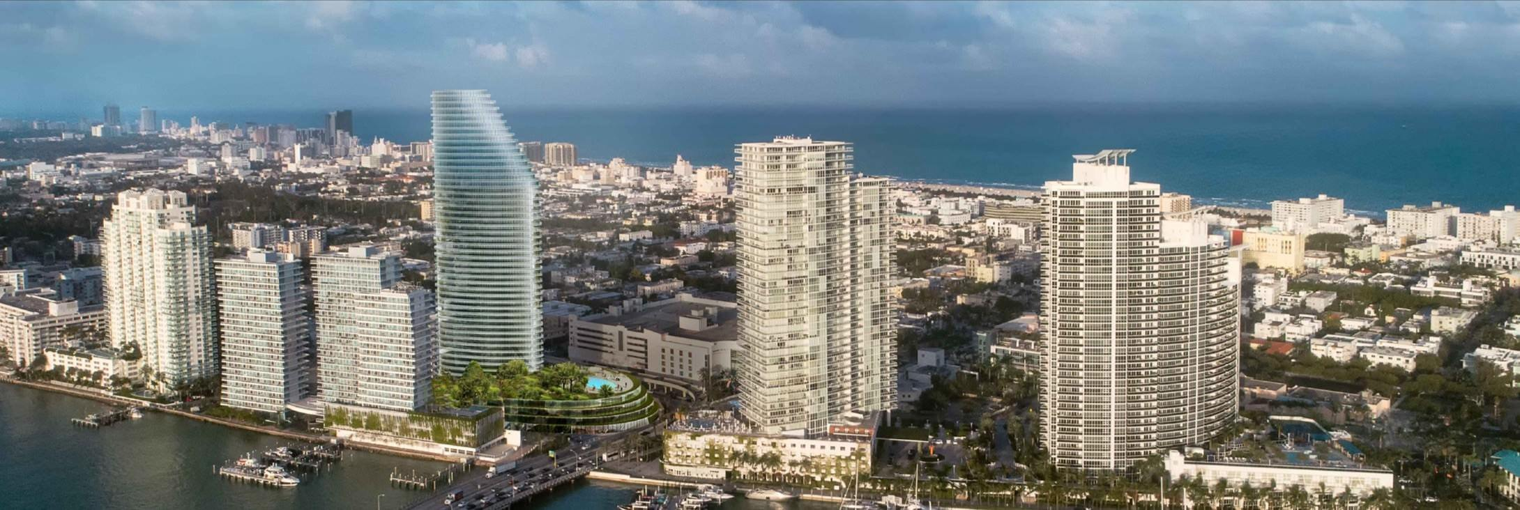 Crescent Heights Strikes Deal With The City Of Miami Beach To Build A 42-Story Tower On Alton Road