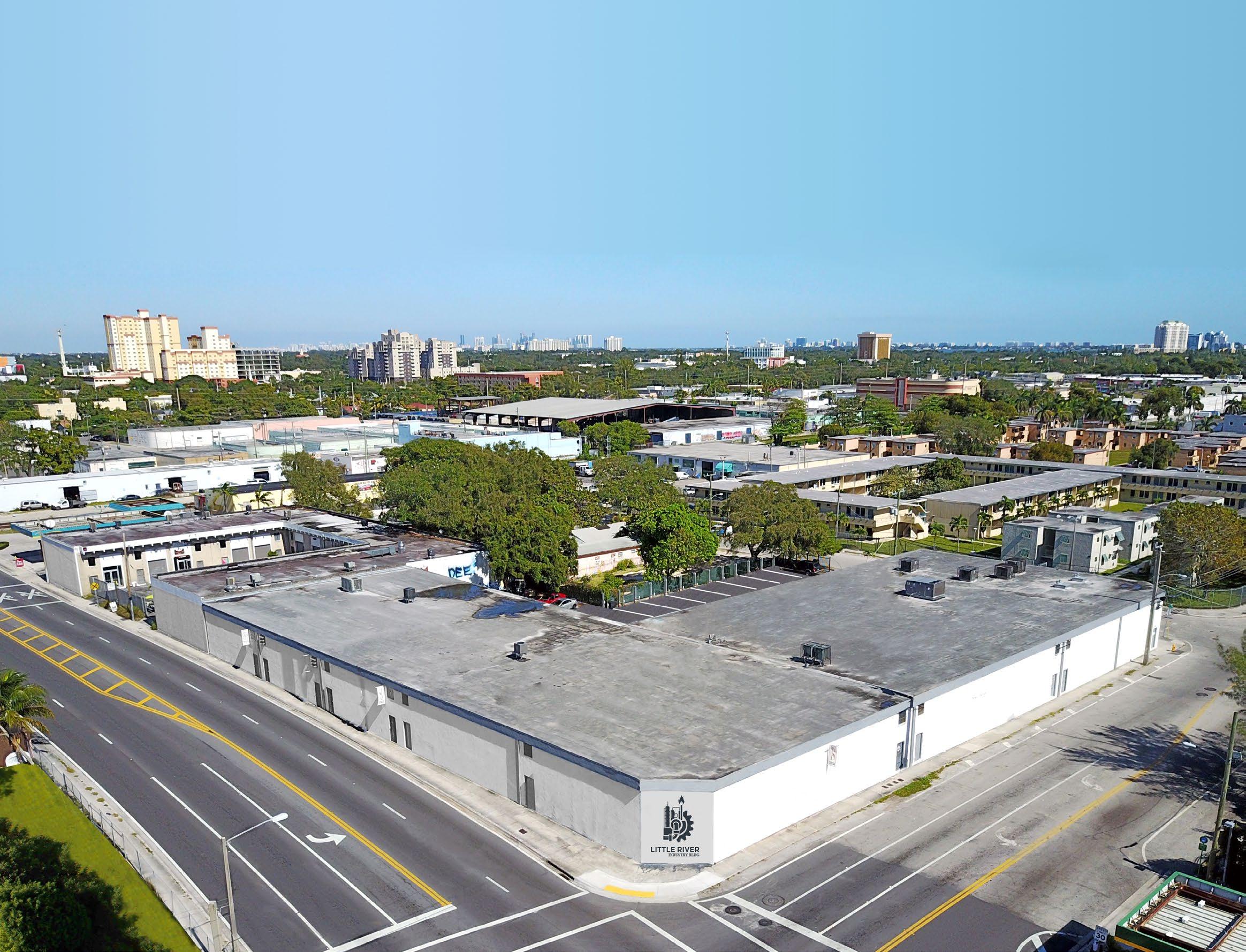 Warehouse In Little River Sells For $10.4 Million