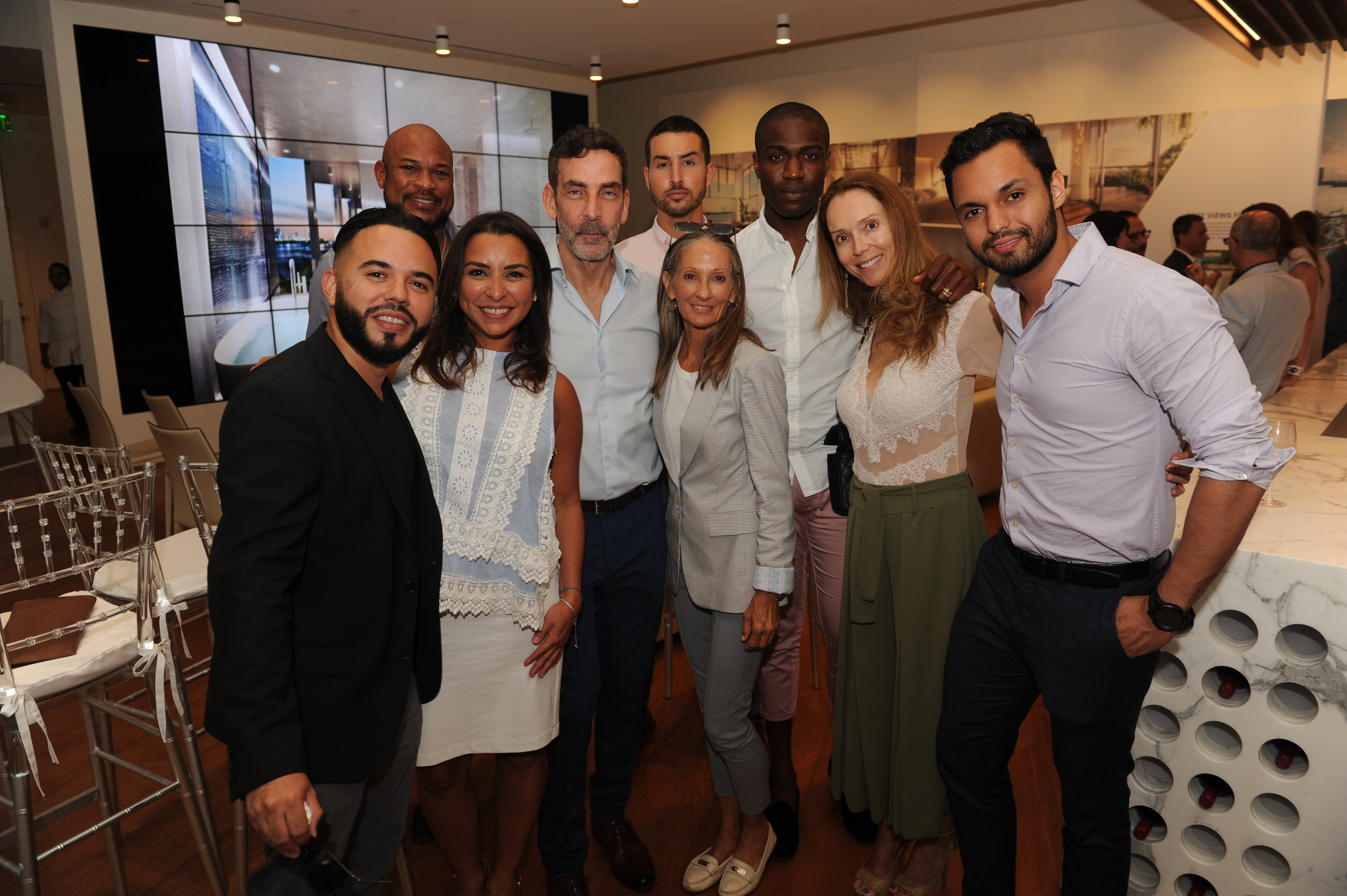 Inside The Miami Beach Market Update Panel Hosted By JDS & Douglas Elliman At Monad Terrace