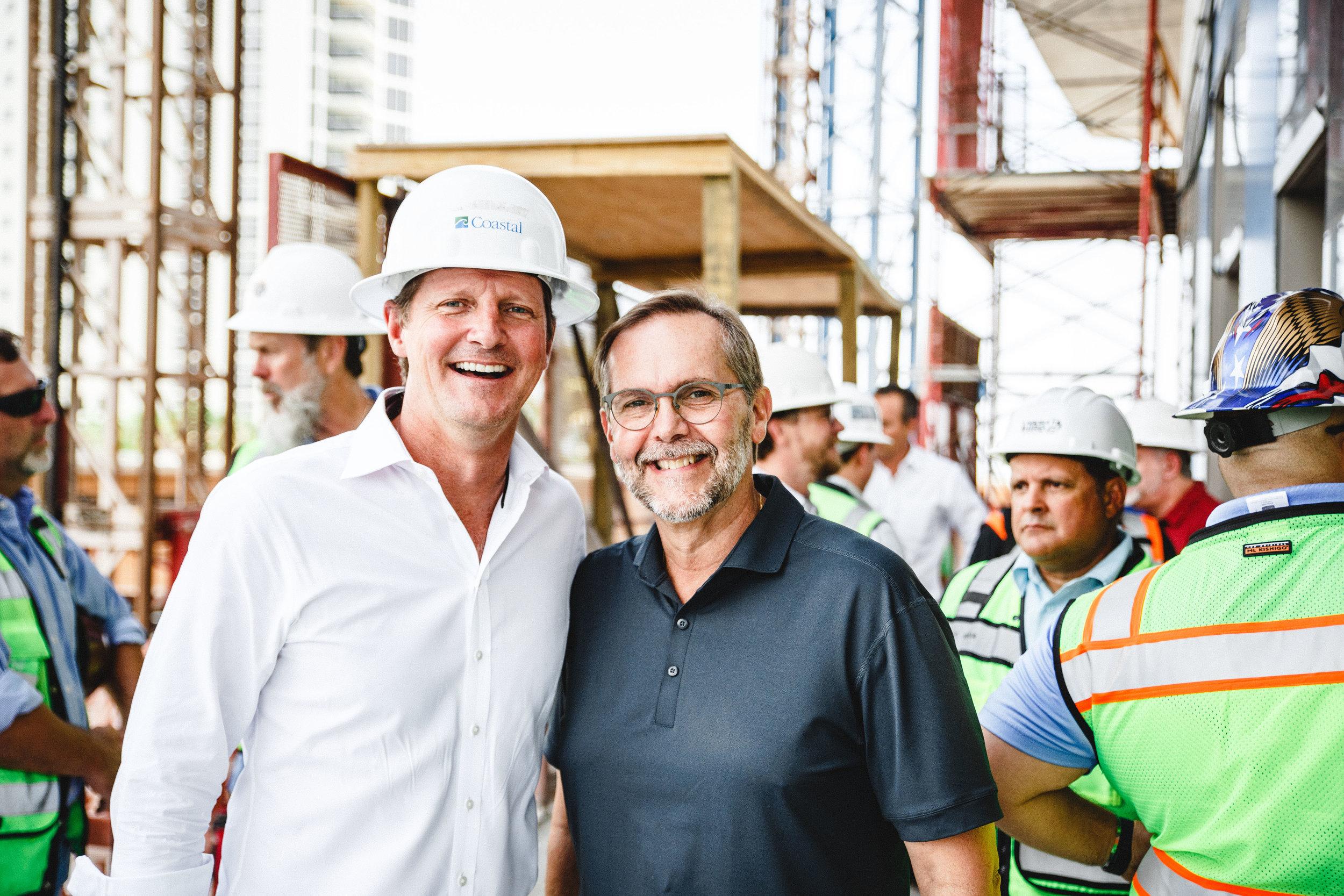 Tom C. Murphy & Jose Suarez