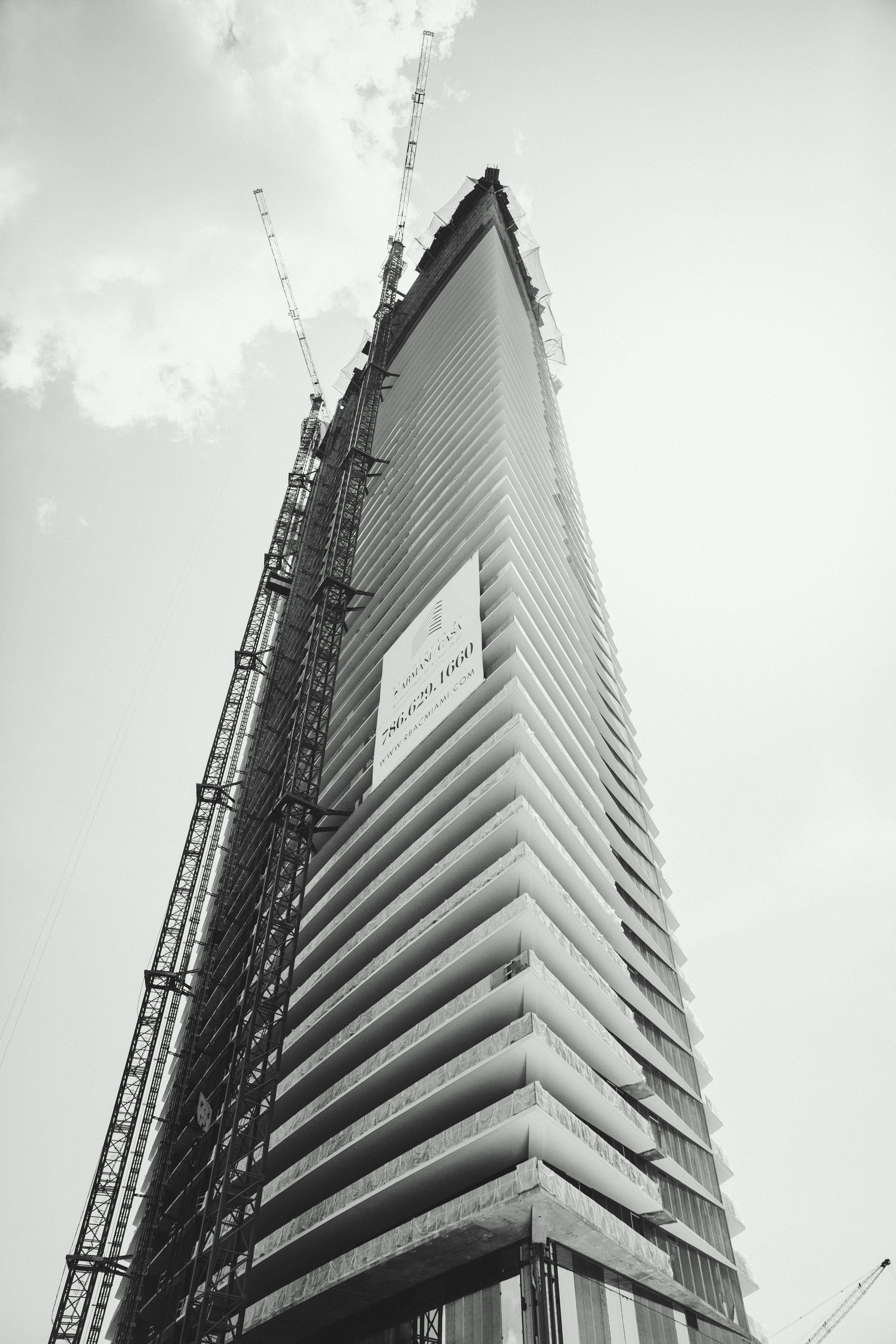 Dezer Development & Related Group Celebrate Top-Off Of Residences by Armani/Casa In Sunny Isles