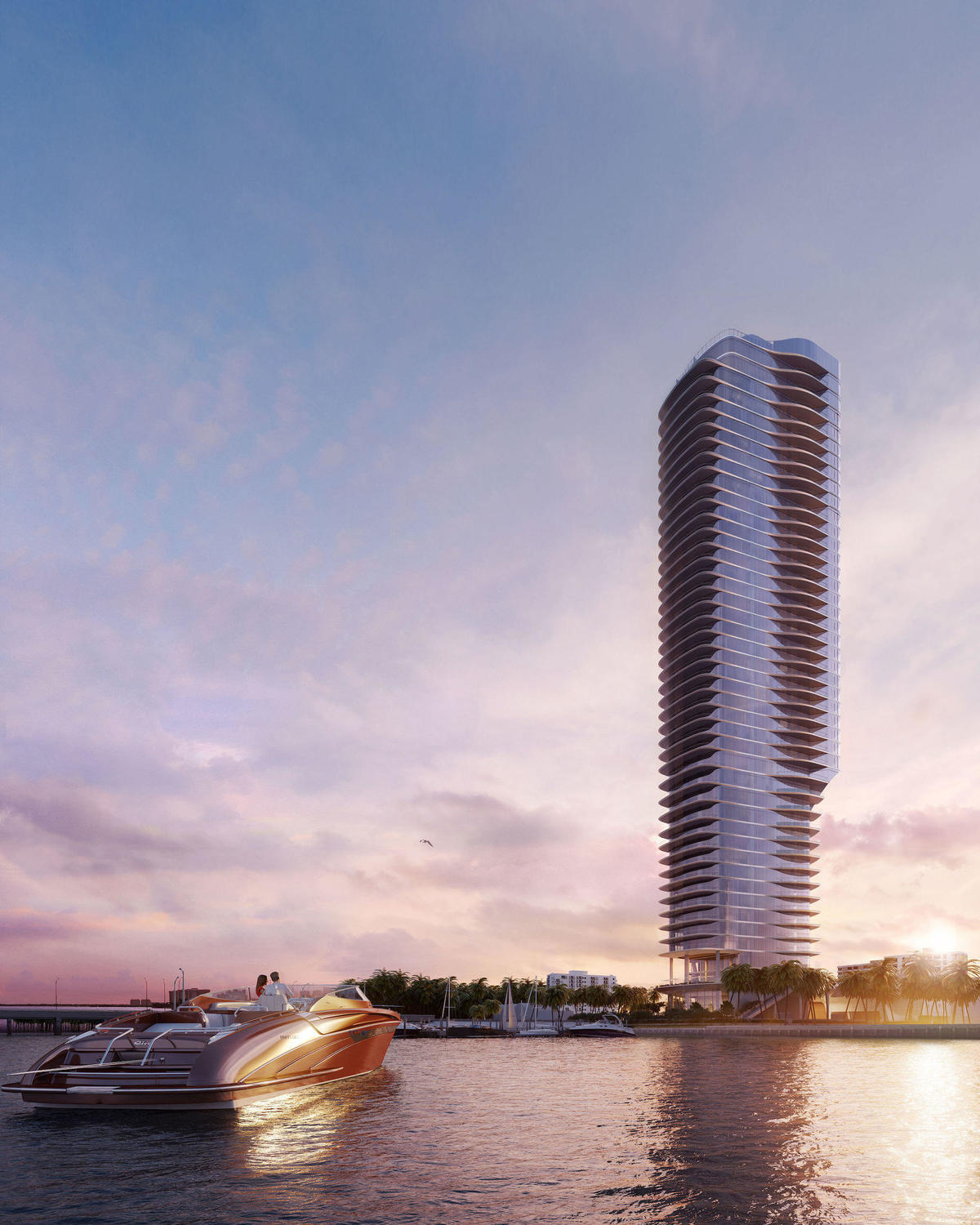 Una Residences Given Green Light