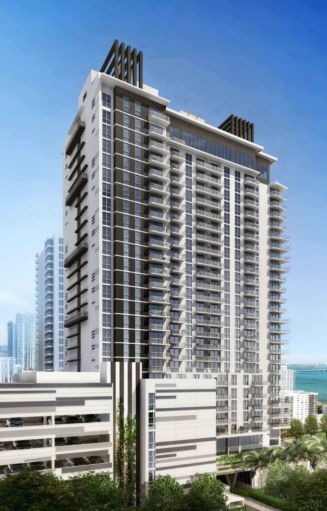 Mill Creek Residential Reveals Modera Biscayne Bay In Edgewater