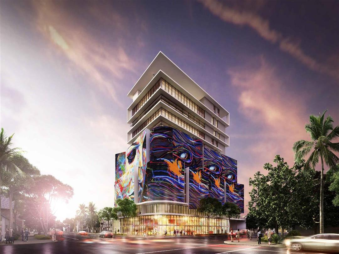The Borges Architects + Associates-Designed Megacenter Brickell Gearing Up To Break Ground