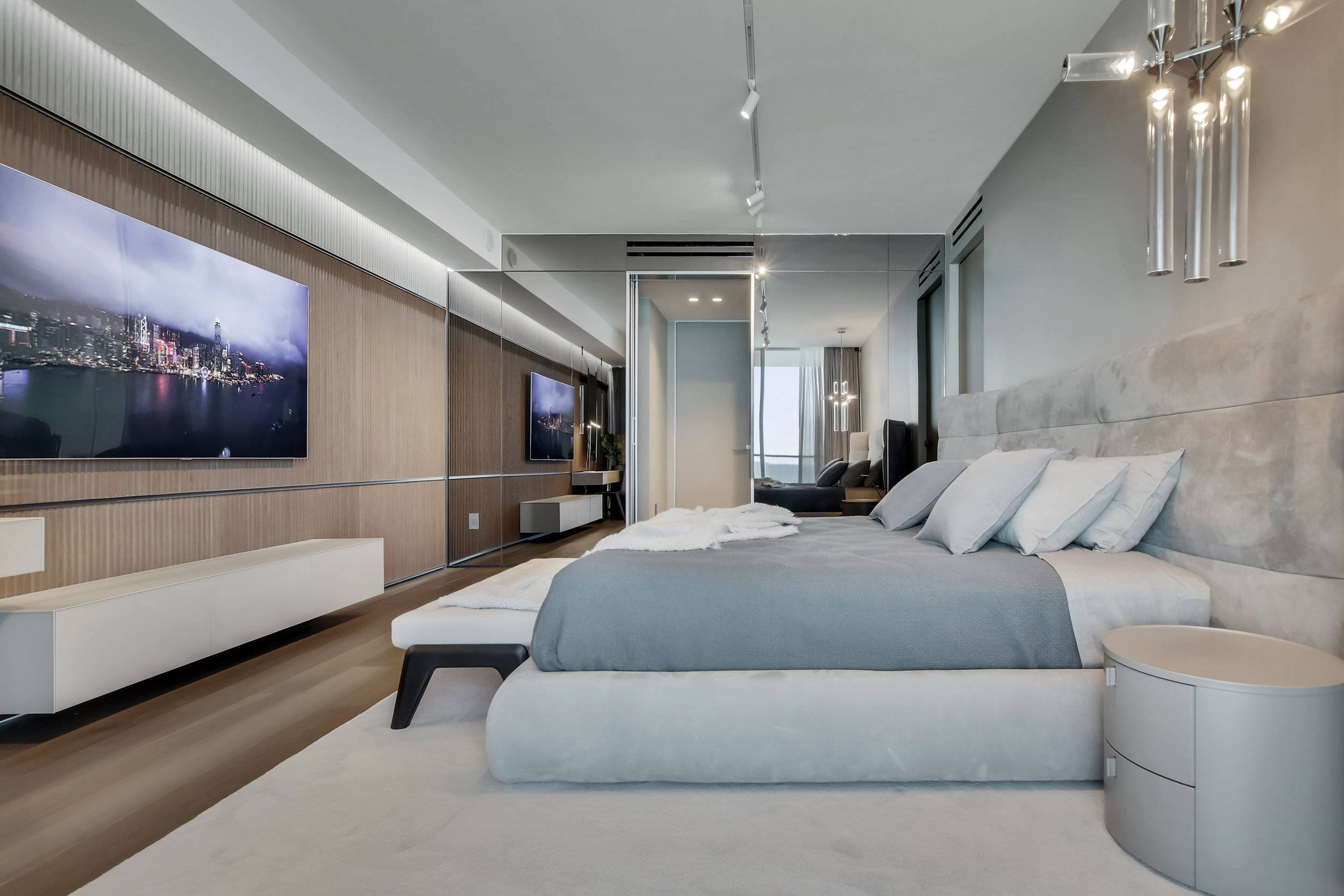 Check Out This One-Of-A-Kind, Ultra-Luxe YoDezeen-Designed Residence In Oceana Bal Harbour
