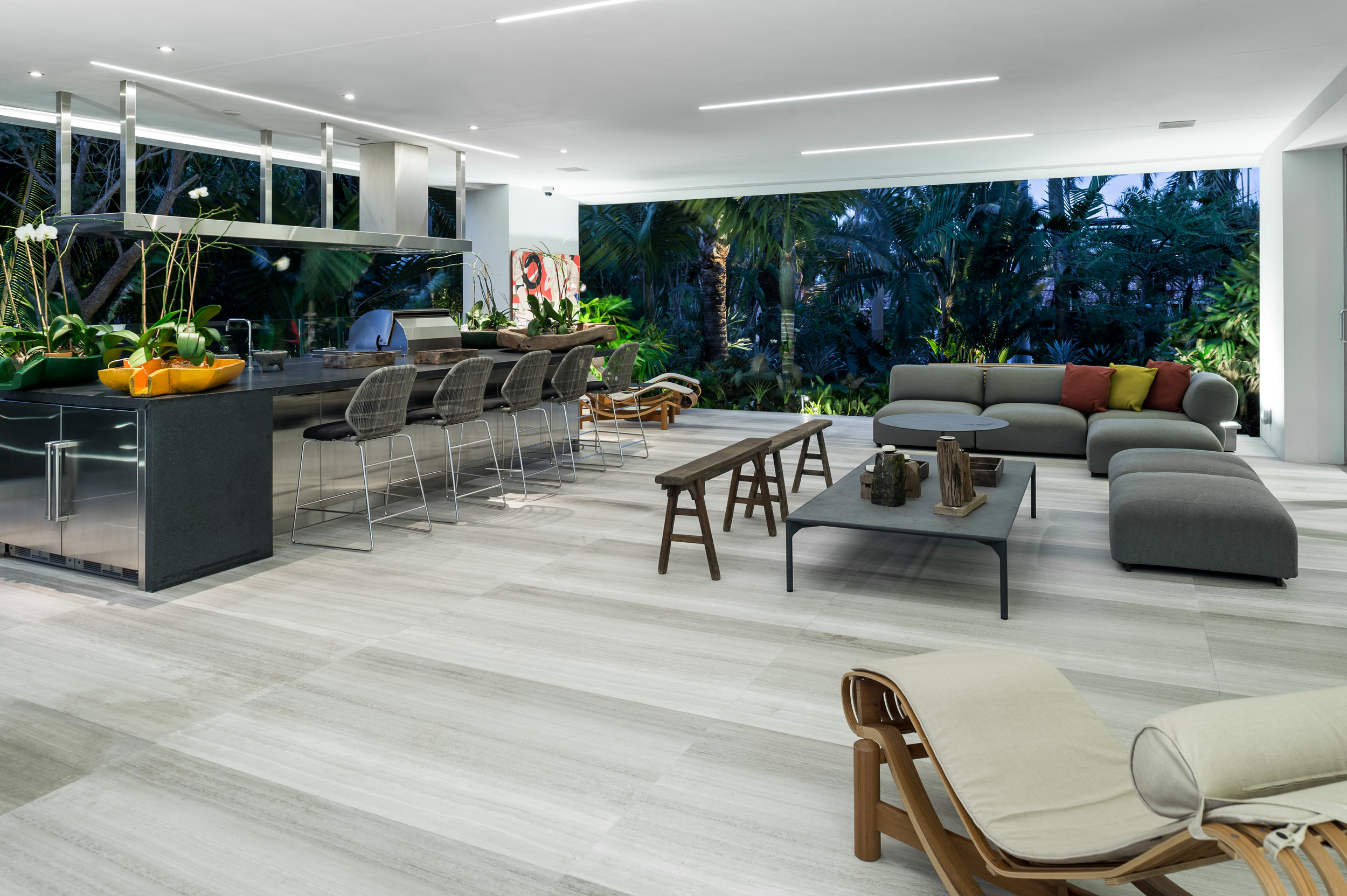 Check Out DJ Khaled's $34 Million Daycation Mansion On Miami Beach's Hibiscus Island