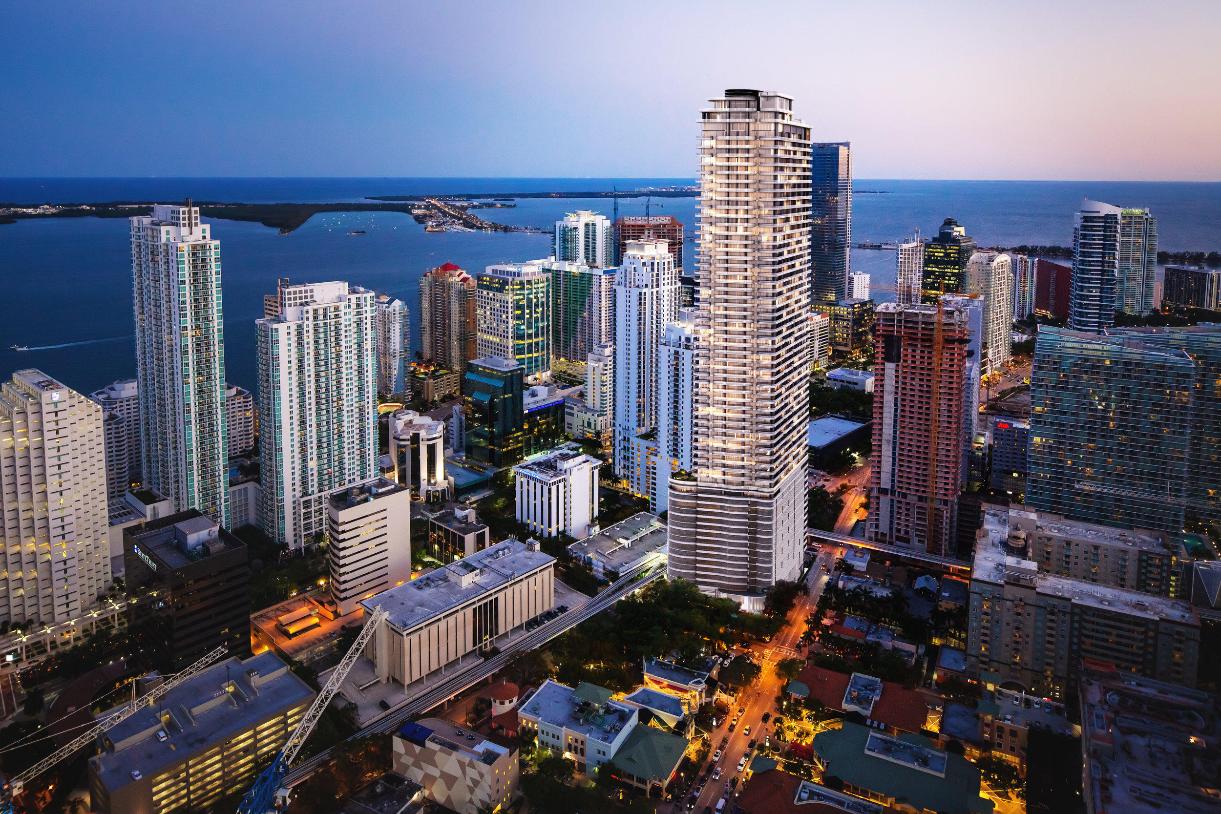 CMC Group Drops Video Tour of A Finished Residence At Brickell Flatiron