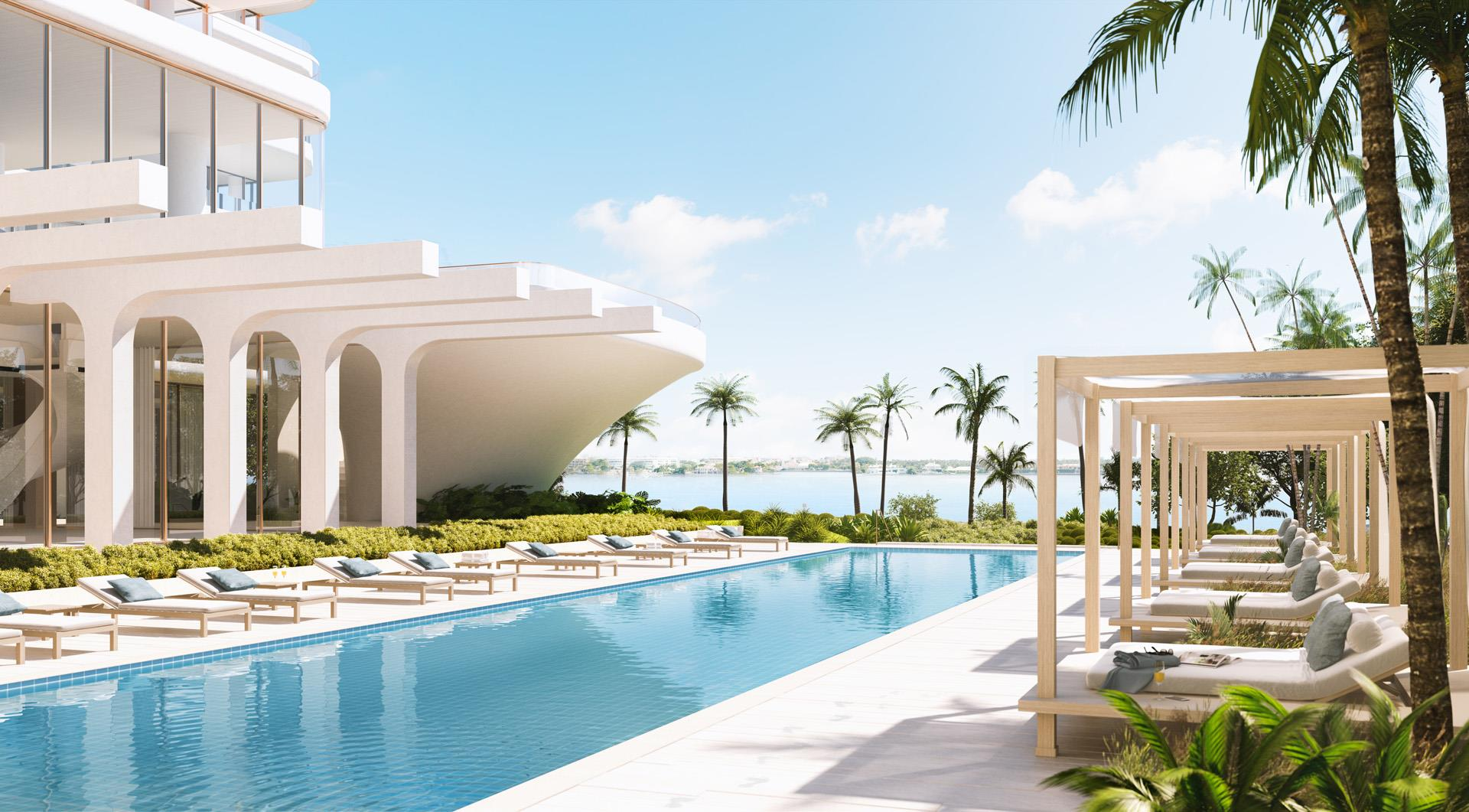 The Harry Pontarini & Stantec-Designed Luxury Condo LA CLARA Breaks Ground In West Palm Beach