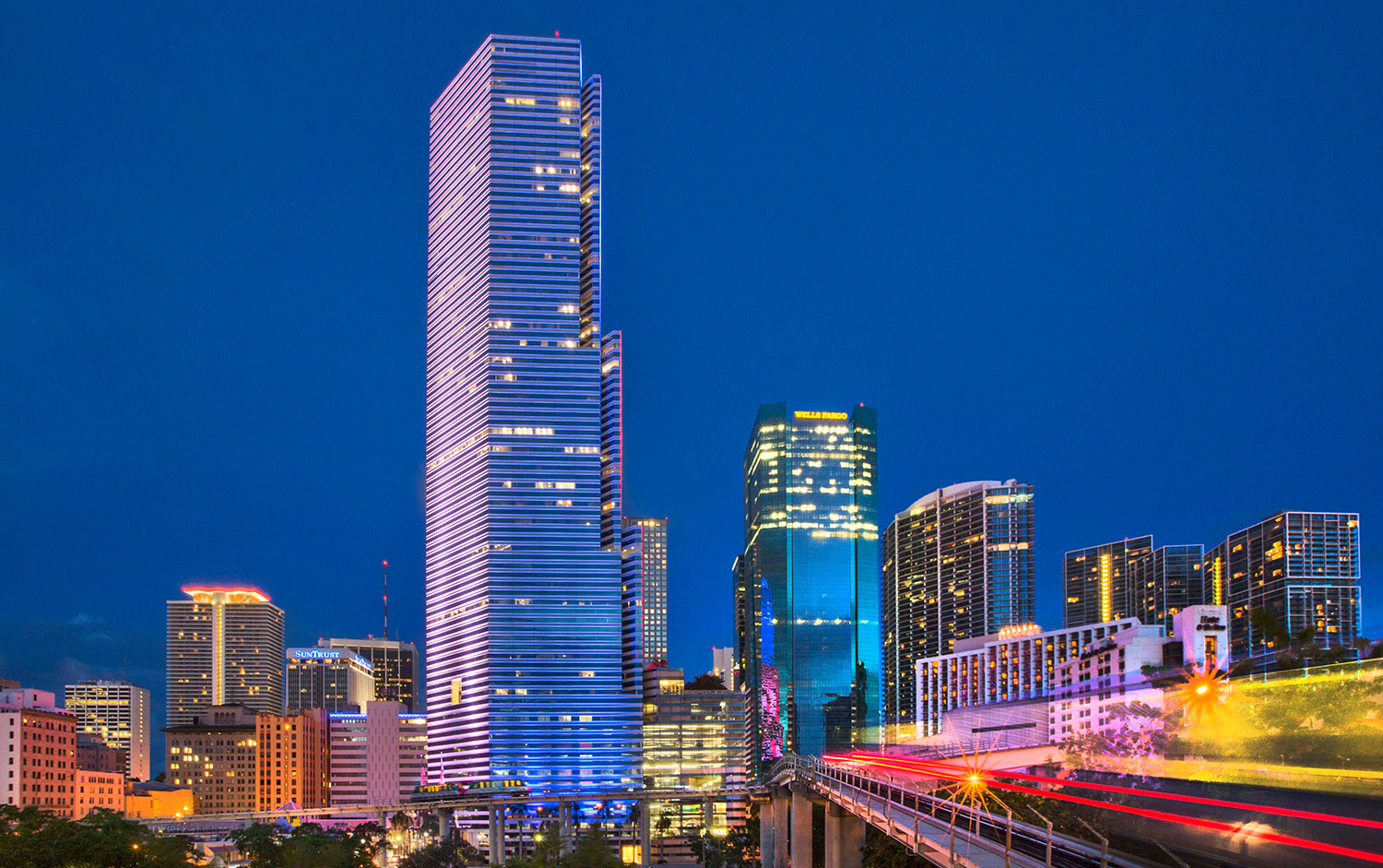 City National Bank & UBS Lease 142,000 SF Of Office Space Valued At $75.1 Million At Miami Tower