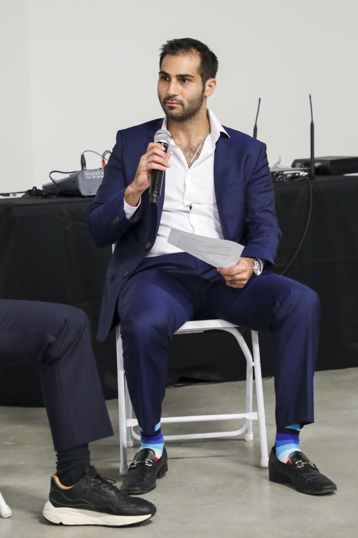 Demetri Demascus Inside The PROFILEmiami Fall Real Estate Showcase & Forum 2018