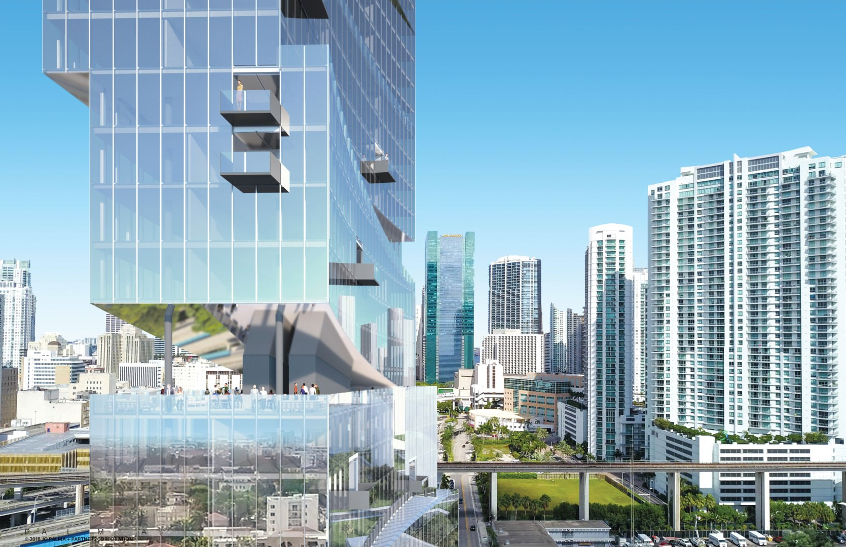 Jo Palma Tabbed To Design The Basel Miami, Reveals New Renderings Of Proposed 36-Story Tower in Downtown Miami