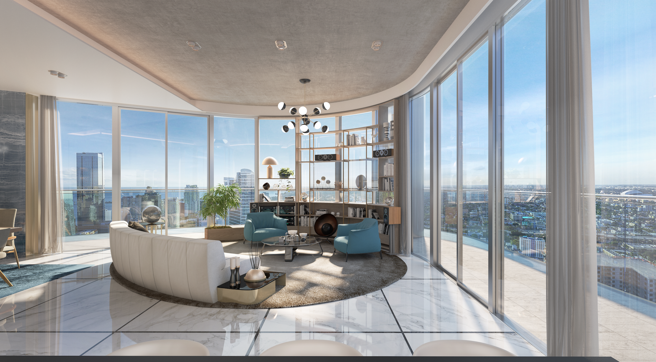 Win An Exclusive Tour Of CMC Group's Brickell Flatiron With Ugo Colombo Which Is Being Auction Off For Charity