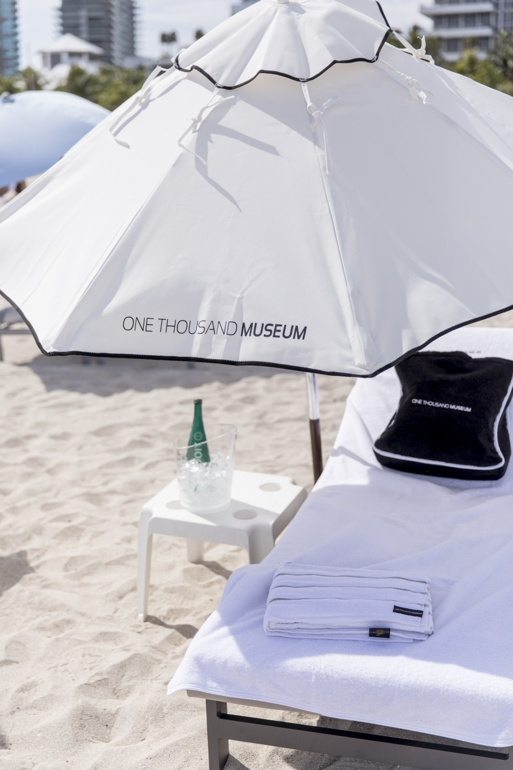 One Thousand Museum Announces Private Beach Club For Residents
