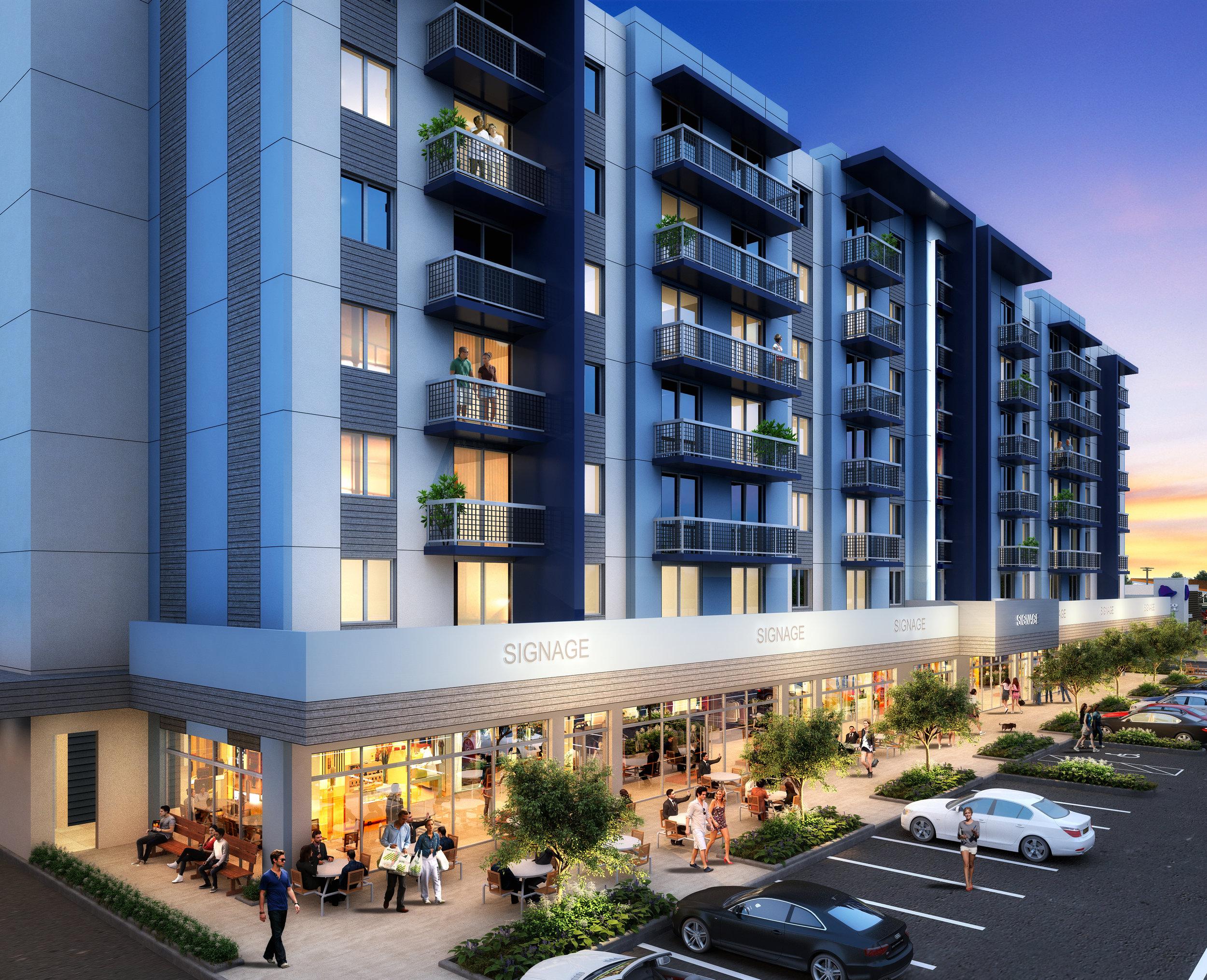 Coral Rock Development Group And Arena Capital Holdings Reveal Pura Vida Hialeah