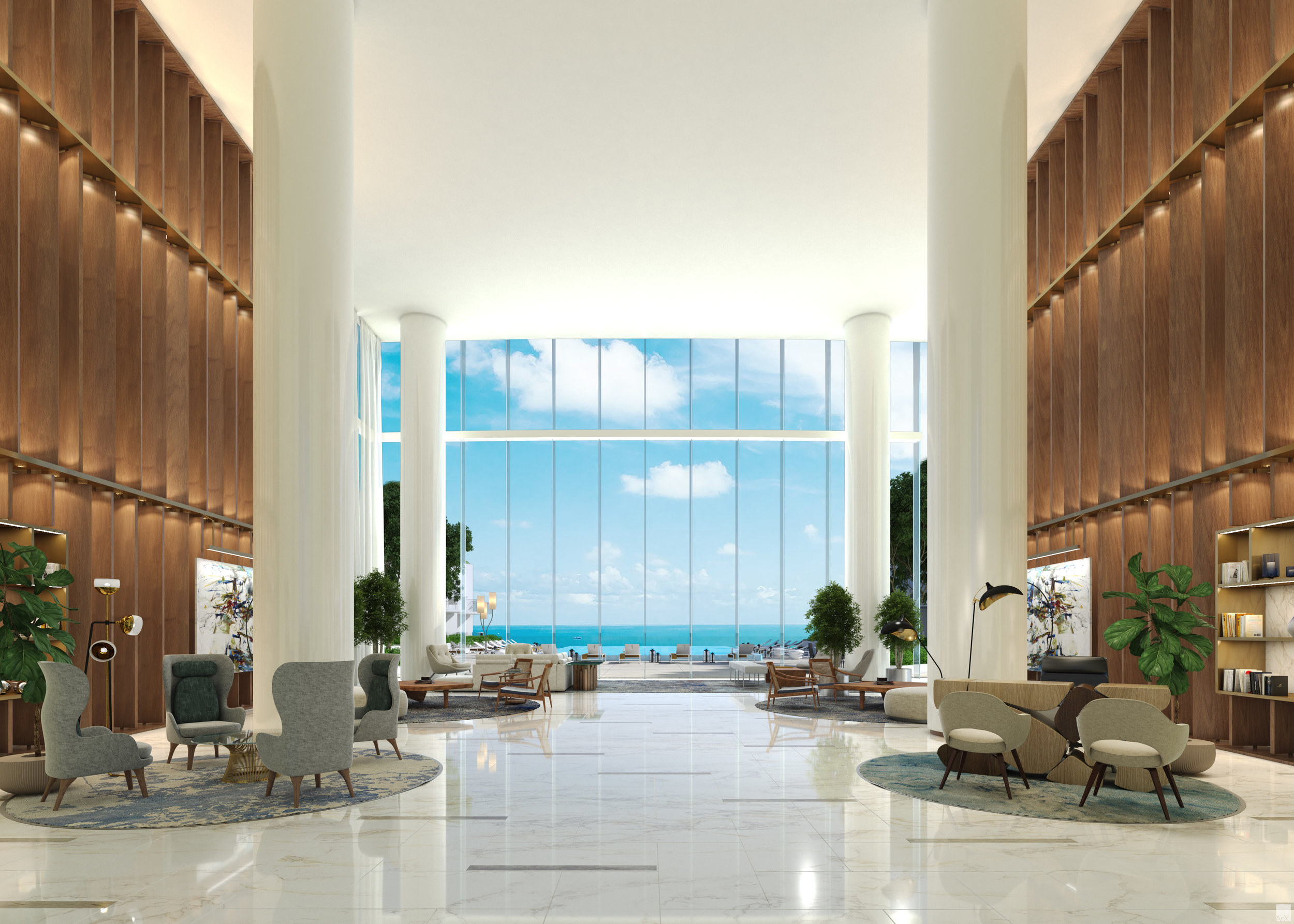 Jeff Soffer's Lavish Turnberry Ocean Club Reveals Its Ultra-Luxe Amenities In Sunny Isles Beach