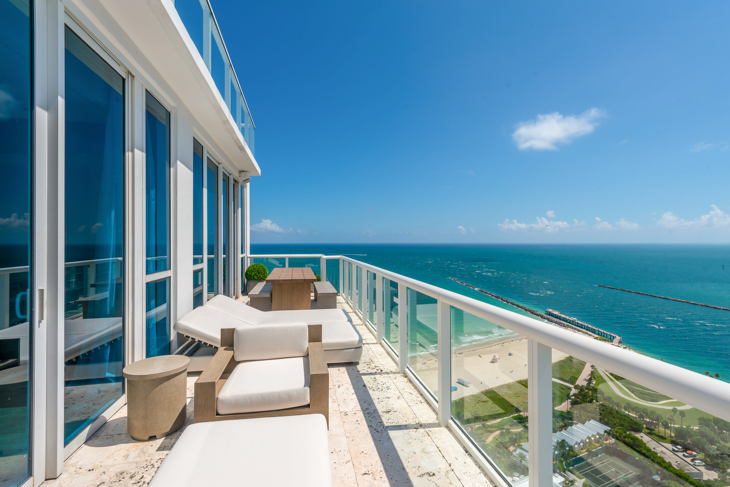 50 S Pointe Drive, 3502, Continuum South Beach, Miami Beach