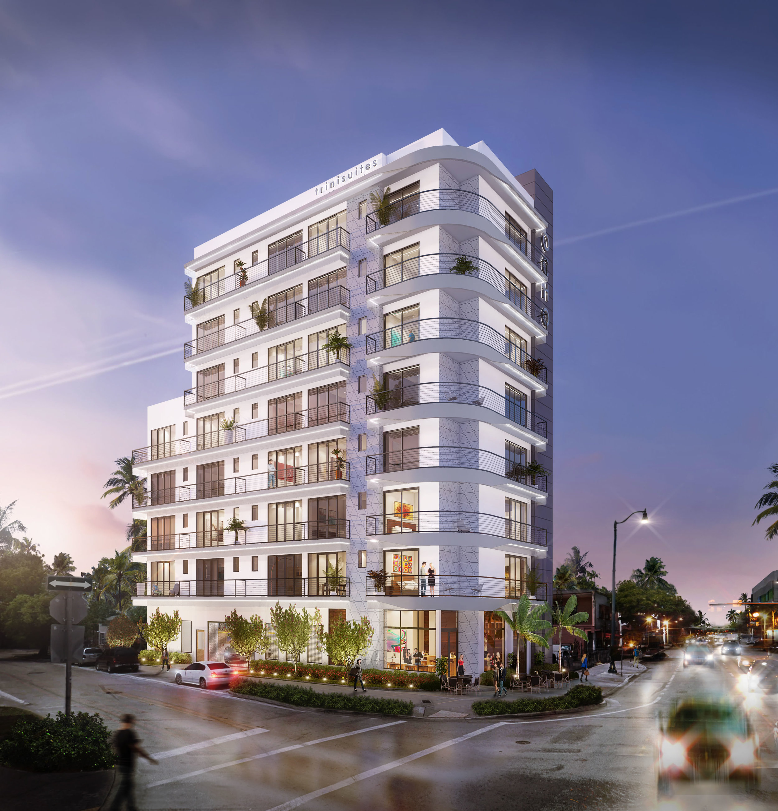 Metronomic Breaks Ground On TriniSuites Calle Ocho, Their New Off-Campus Student Housing Project In Little Havana