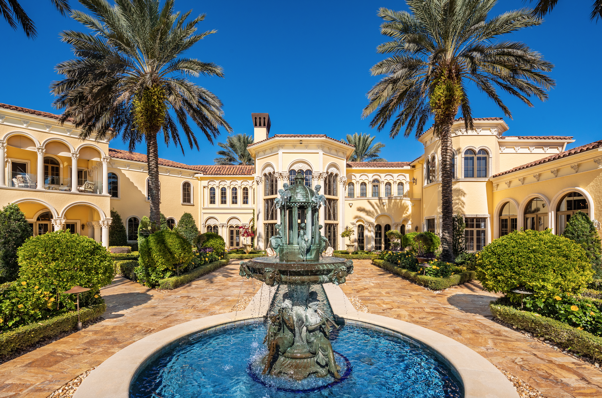 Former Pan American World Airways CEO Dan Colussy Lists Jupiter Estate For $11.25 Million