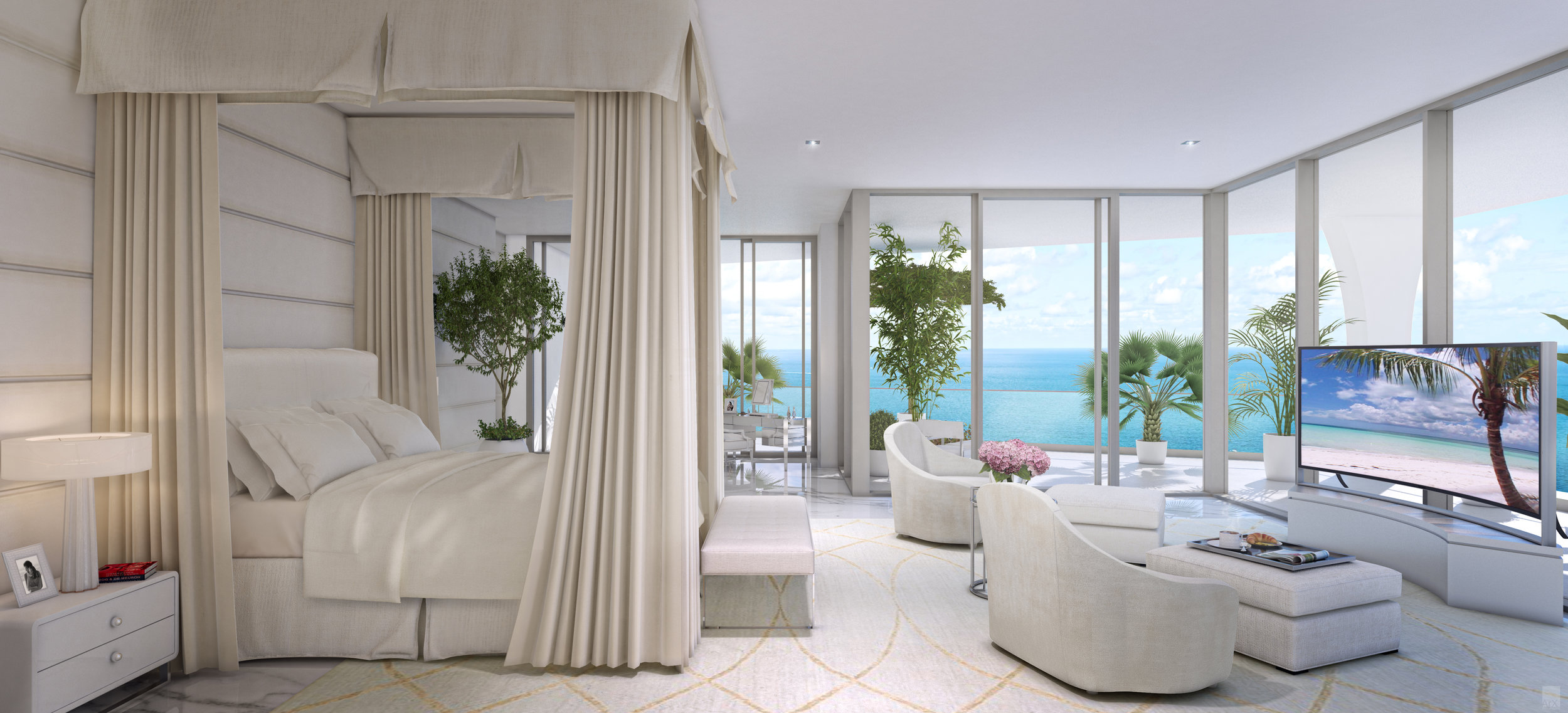 Lower Penthouse In Fortune's Herzog & de Meuron-Designed Jade Signature Sells For $18.5 Million
