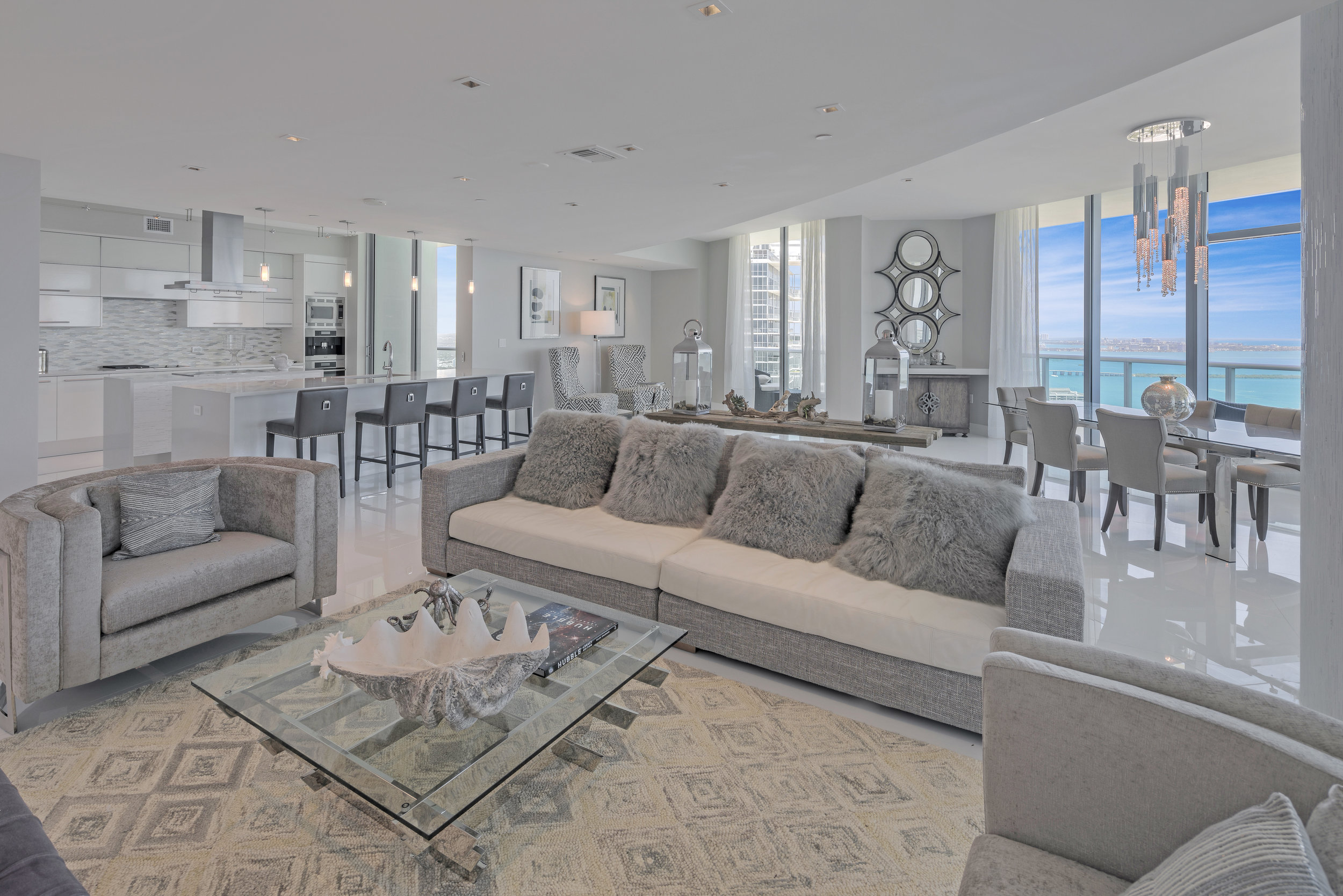 NBA Star Kevin Durant's Former Miami Penthouse At 900 Biscayne Hits Market For $3.6 Million