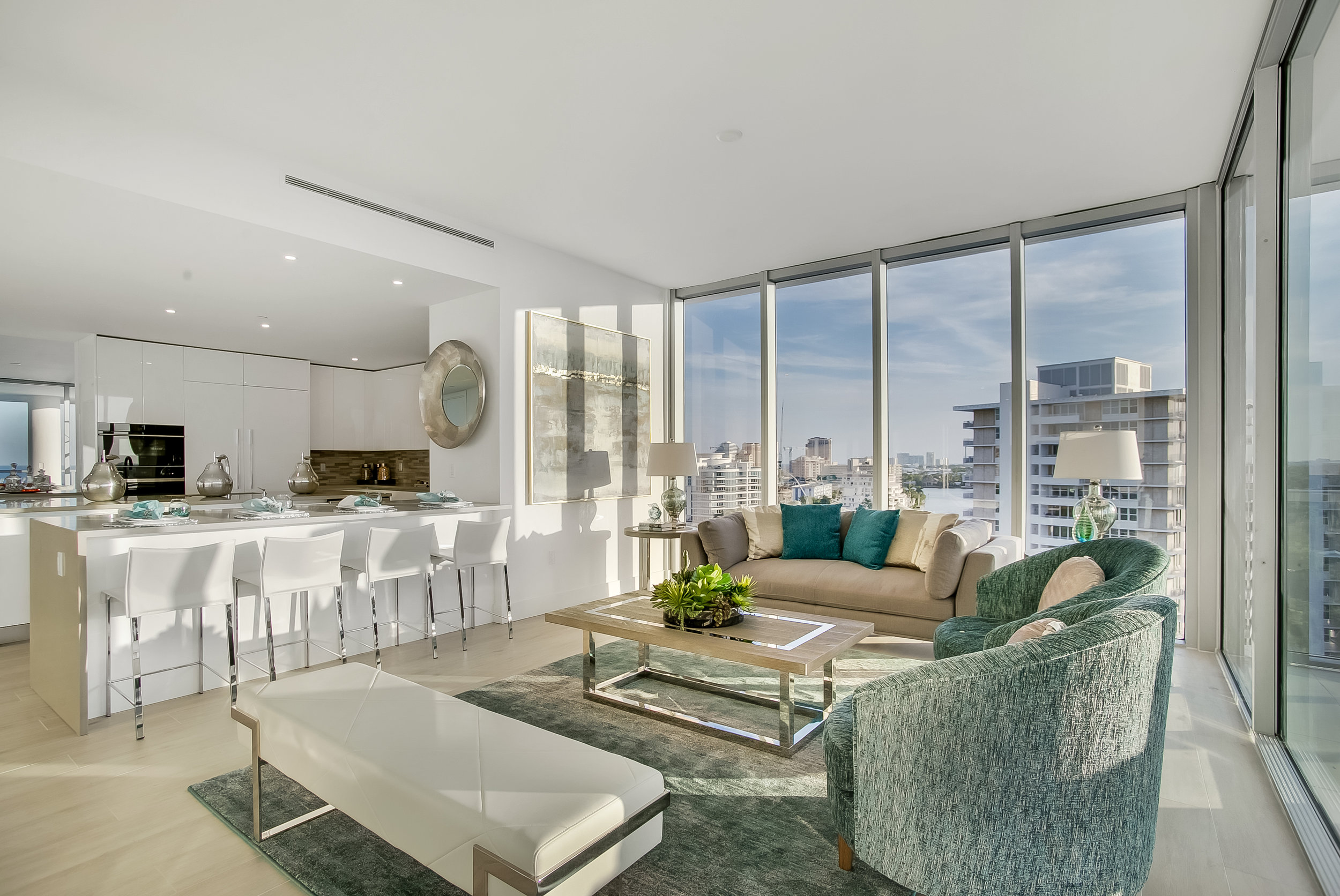 Ocean Land Investment's AquaBlu Designed by Borges + Associates Architects Receives PCO In Fort Lauderdale