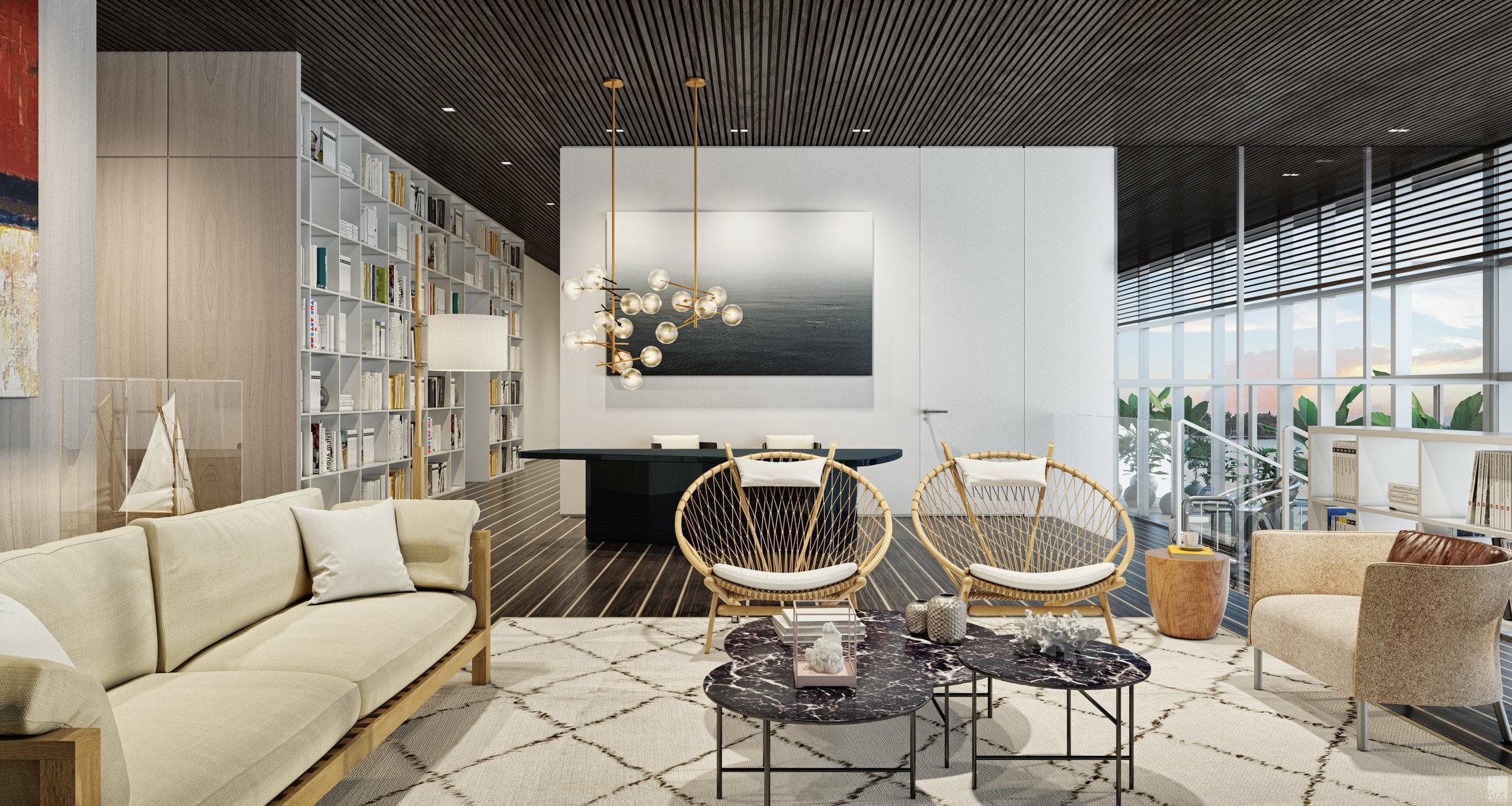Optimum Development Launches Monaco Yacht Club & Residences With Interiors By Piero Lissoni On Miami Beach