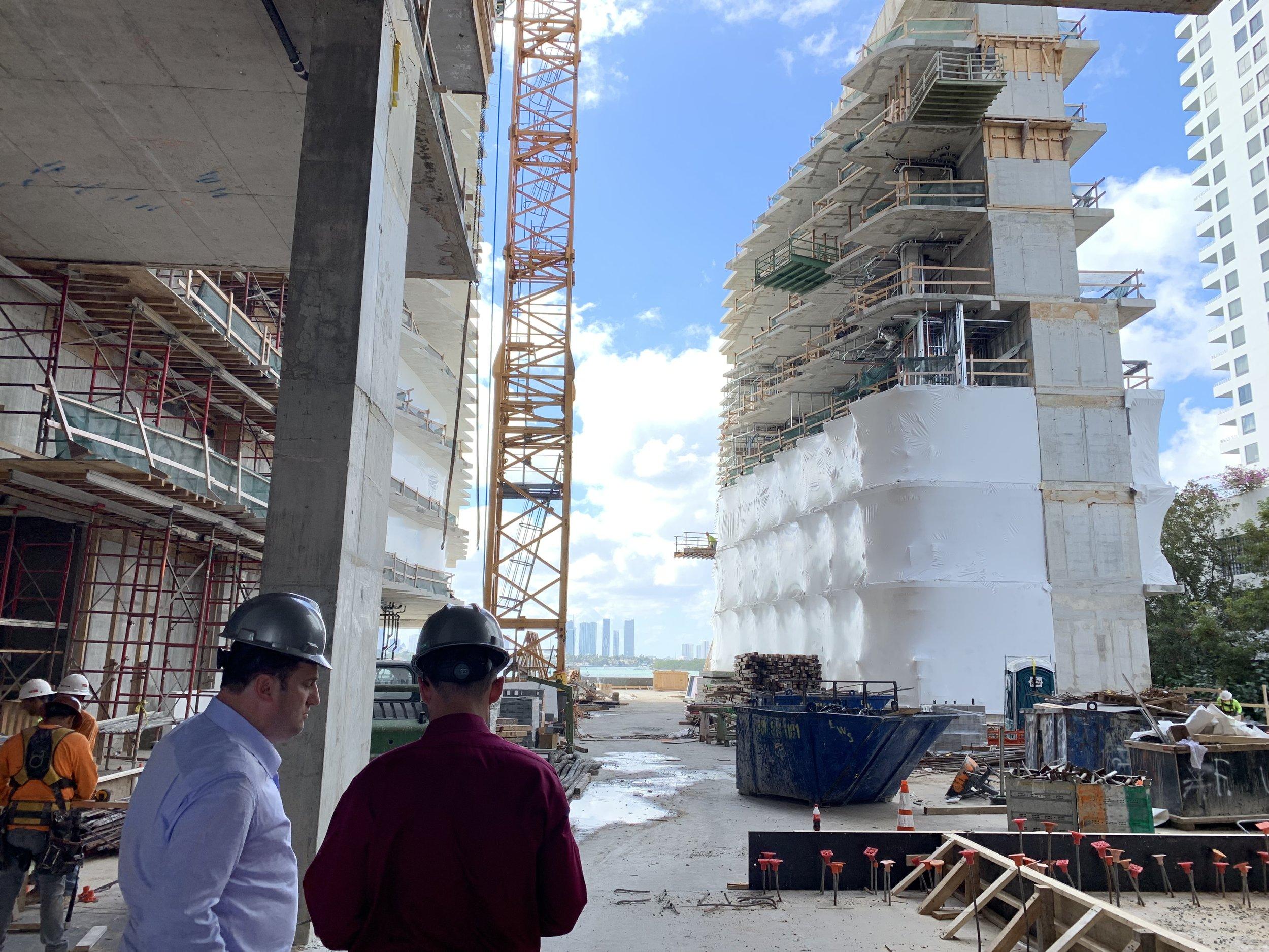 JDS Development's Jean Nouvel-Designed Monad Terrace Tops Off In South Beach