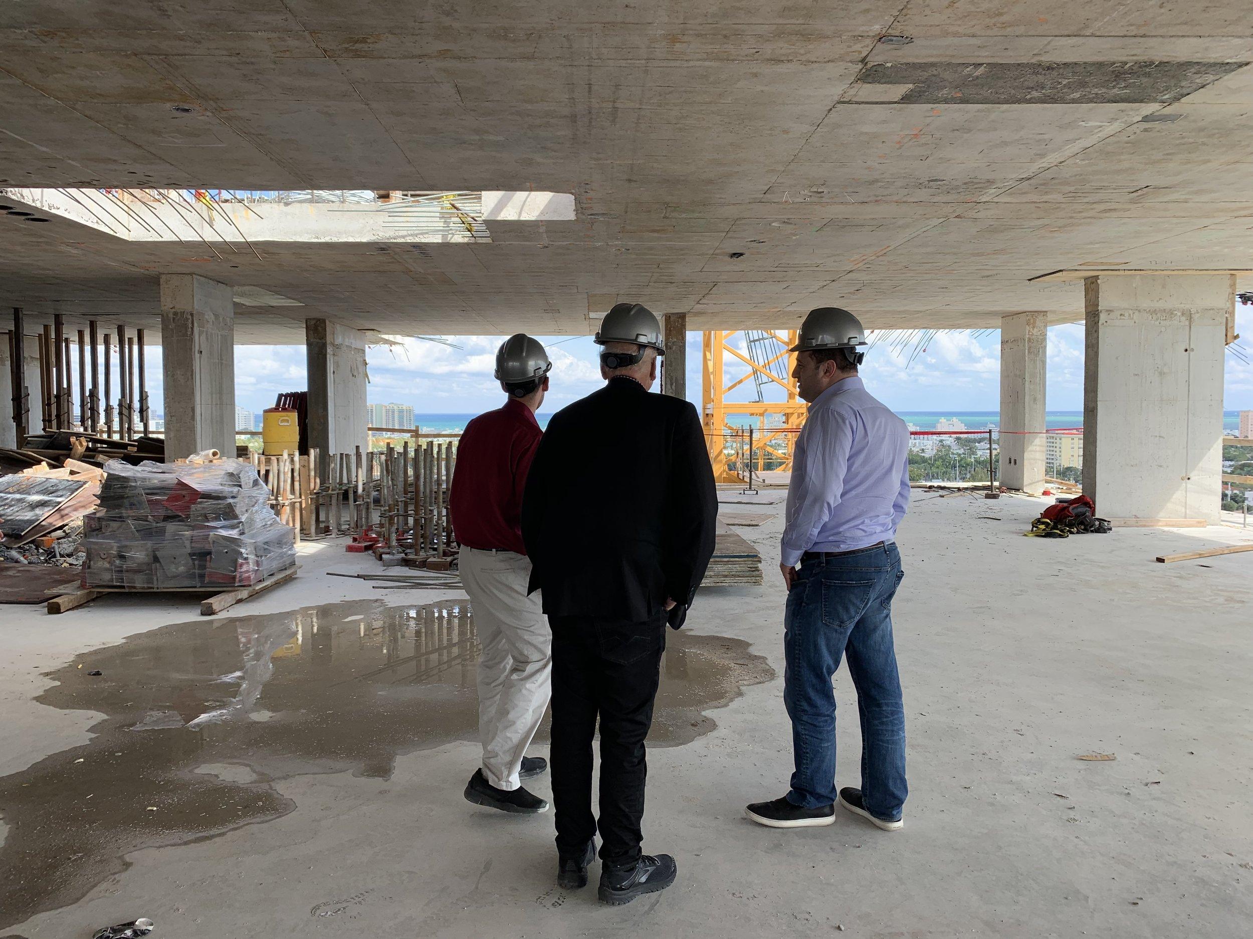 Michael Stern JDS Development's Jean Nouvel-Designed Monad Terrace Tops Off In South Beach