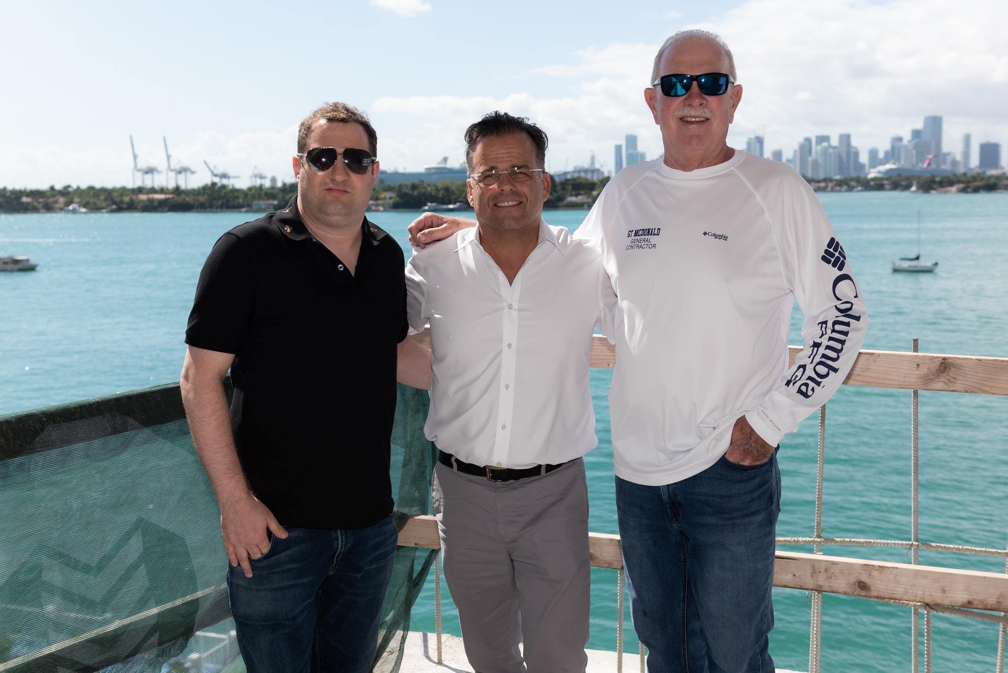 Michael Stern, Kobi Karp, Jerry McDonald