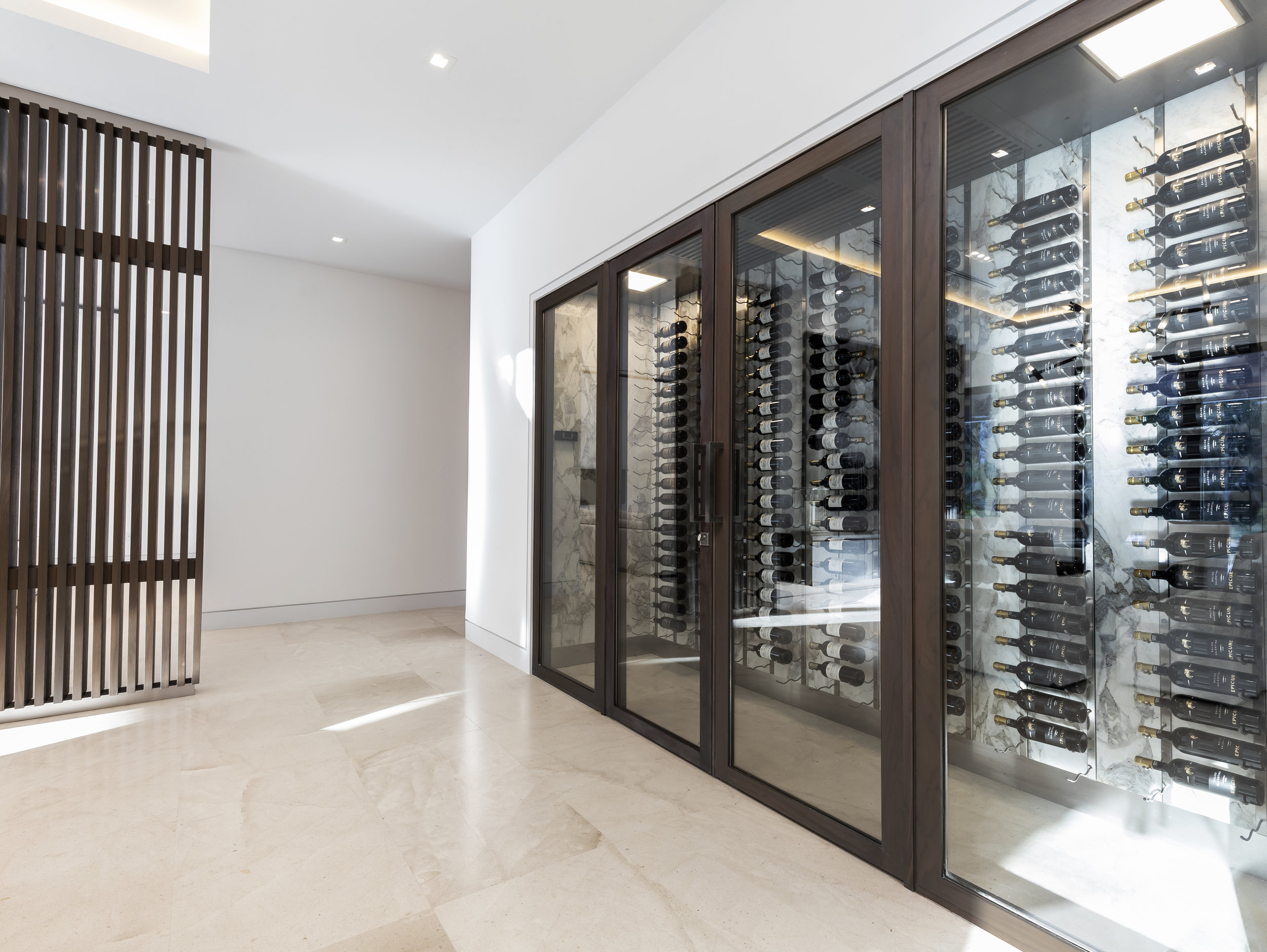 Check Out This Ritzy Pinecrest Mansion With Moat And $40,000 Wine Cellar Asking $5.5 Million
