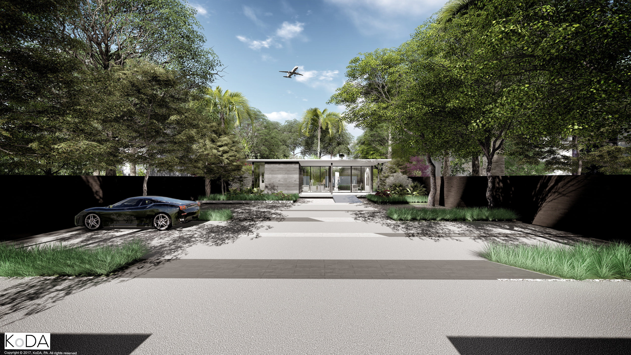 Take A Look Inside Aviation Resource Group's New KoDA-Designed Headquarters in Dania Beach, Florida