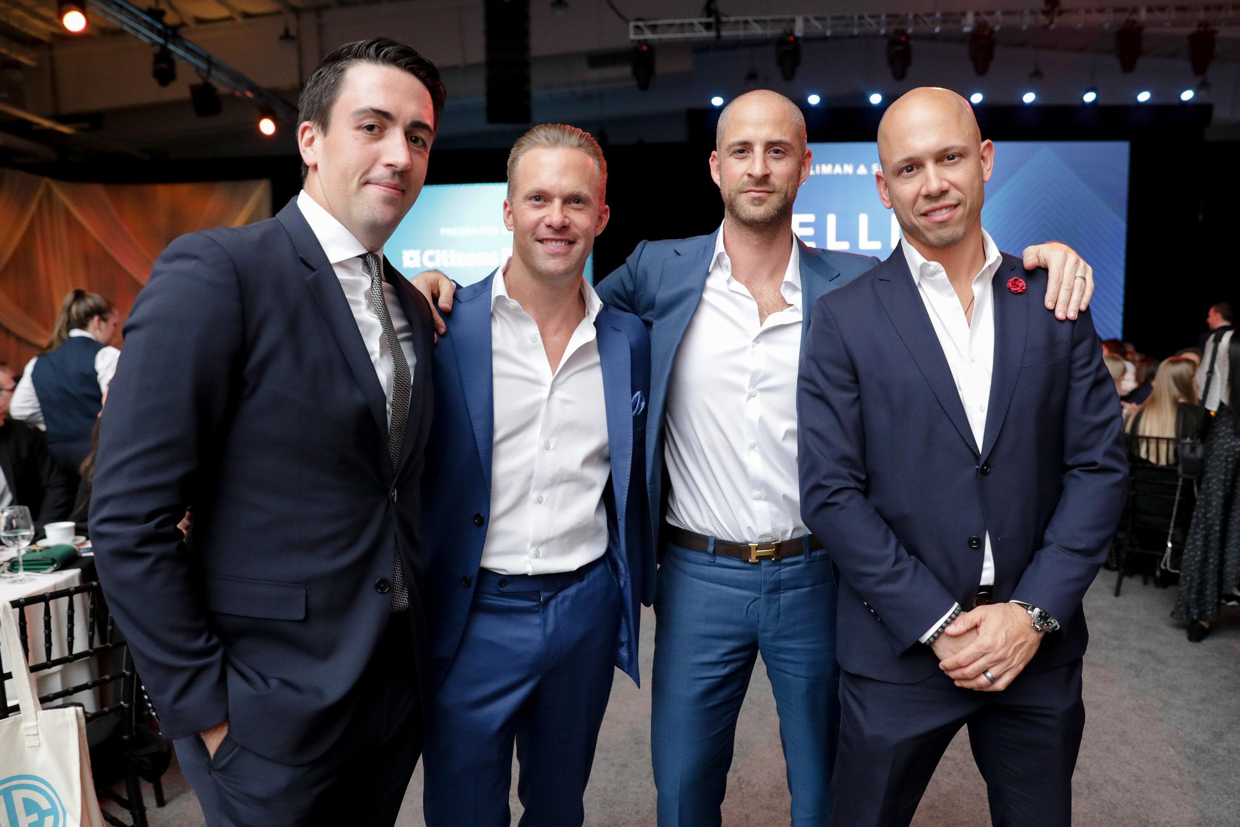 Ethan Pickett, Darin Tansey, Dan Hechtkopf & Bryan Sereny