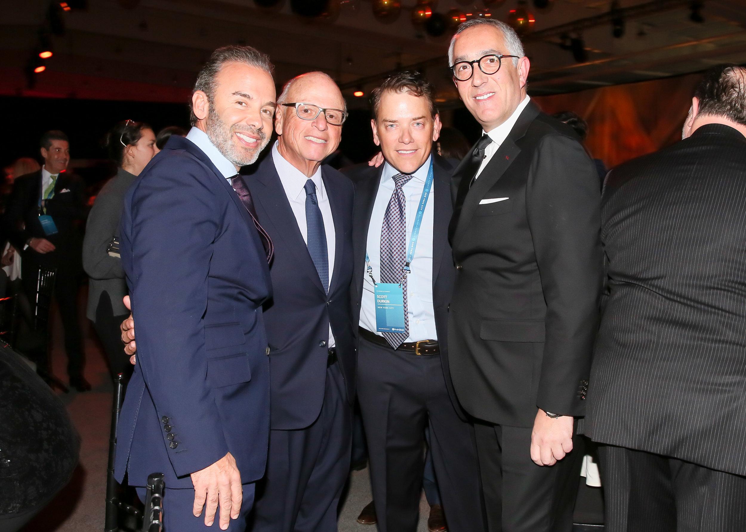 Jay Phillip Parker, Howard M. Lorber, Scott Durkin & Stephen Kotler