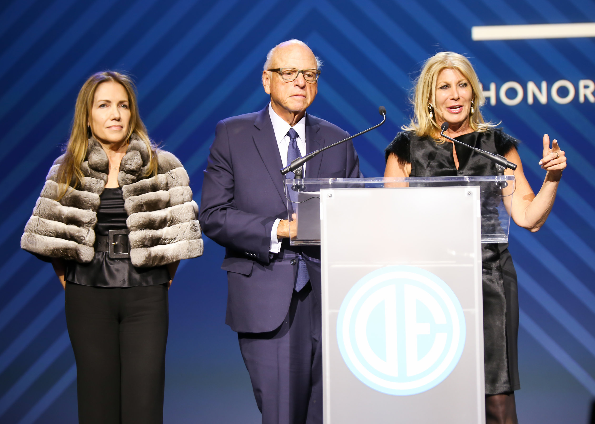 Susan De França, Howard M. Lorber, Dottie Herman