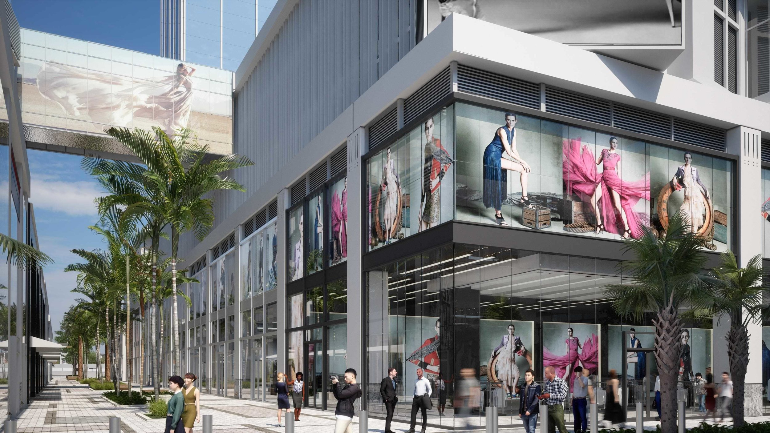 The Comras Company Tabbed To Lease 300K+ Square Feet Of Retail At Miami Worldcenter