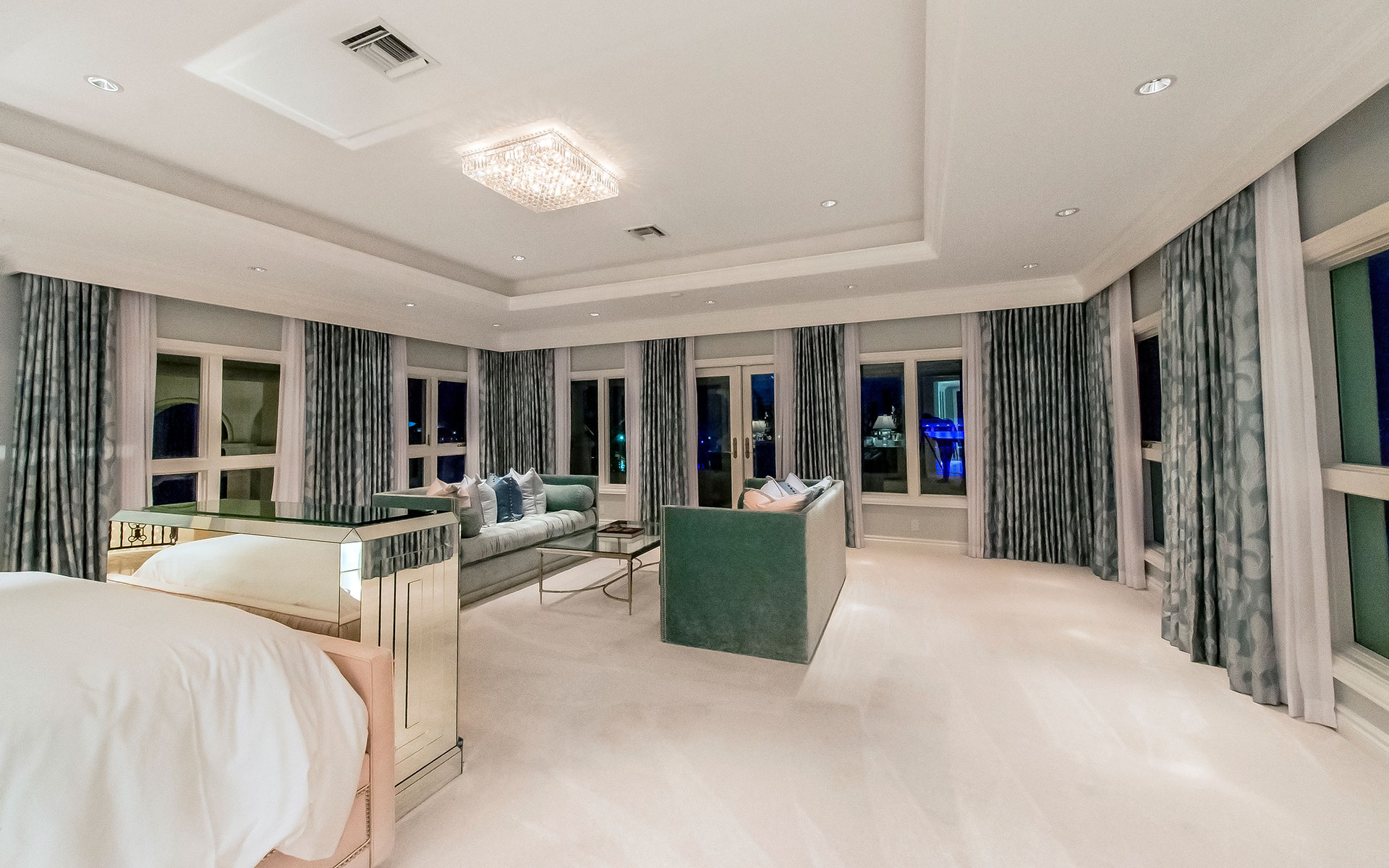 Tour An Ultra-Luxe $11.9 Million Fort Lauderdale Estate Complete With A Million Dollar Kitchen