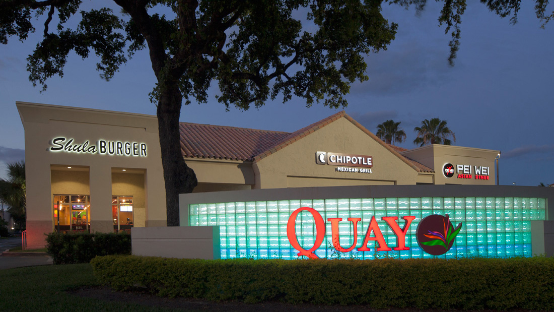 Mast Capital Acquires The Quay Mixed-Use Shopping Center In Fort Lauderdale