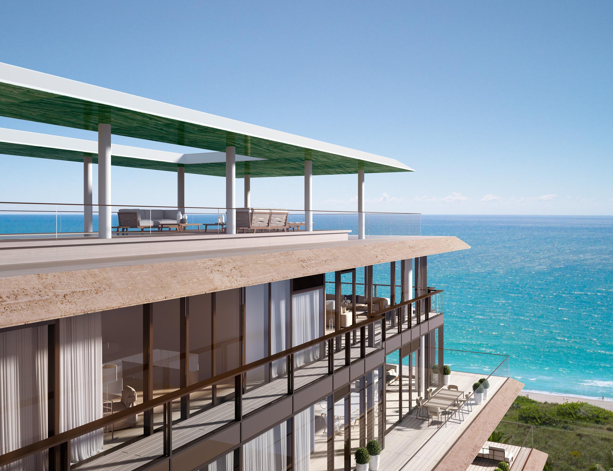 Arte By Antonio Citterio Launches Sales In Miami's Exclusive Surfside Neighborhood