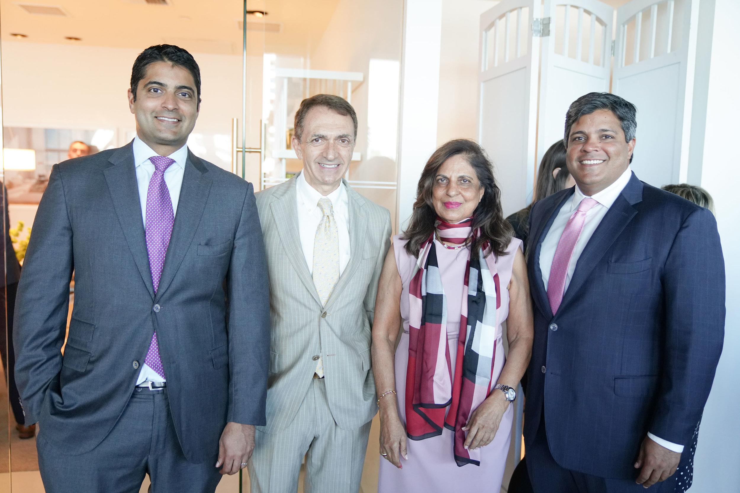 Nitin Motwani, Maypr Dean Trantalis, Ramola & Dev Motwani