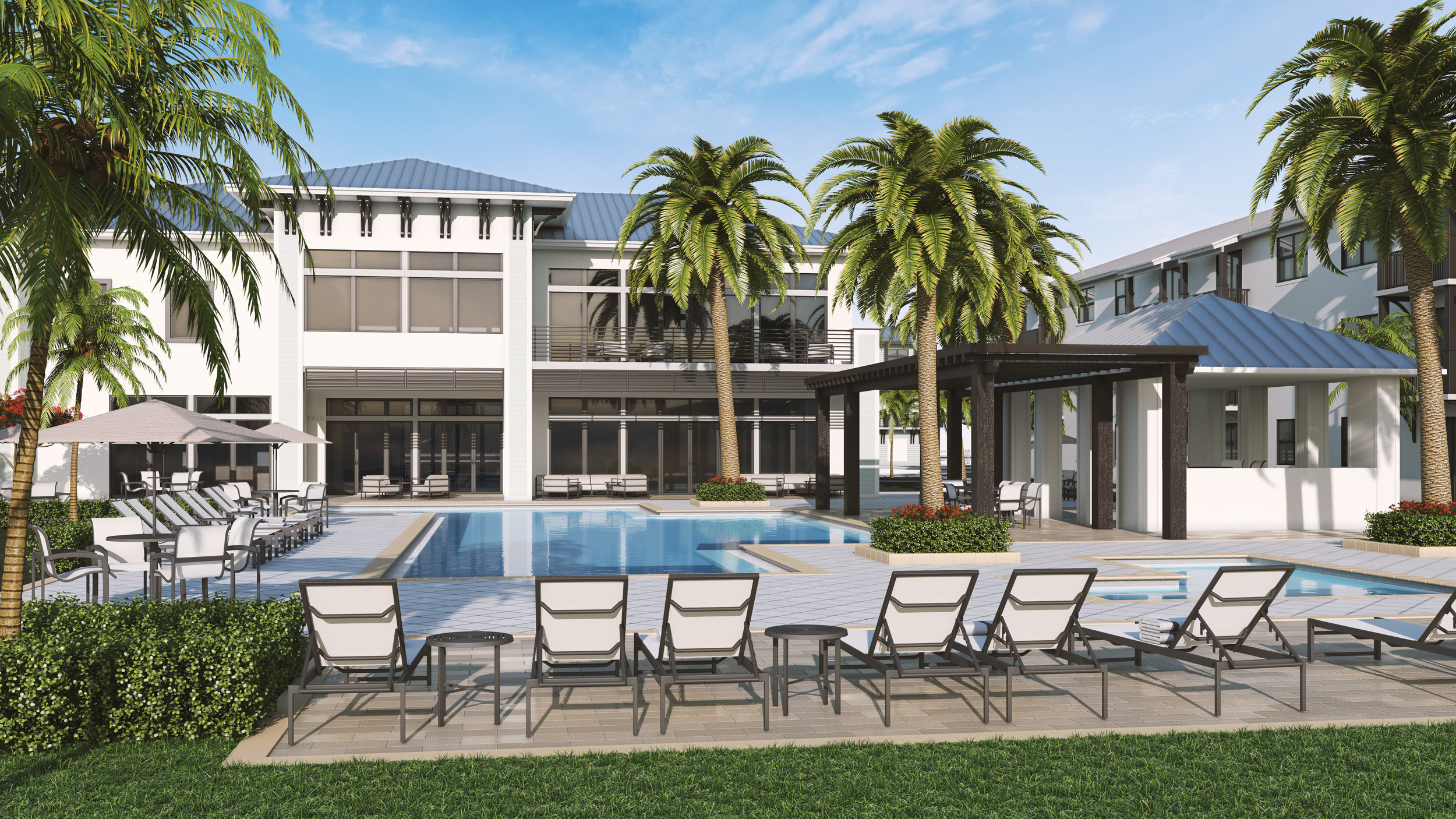Terra Launches Leasing For Their Newest Rental Community, Pines Garden at City Center In Pembroke Pines