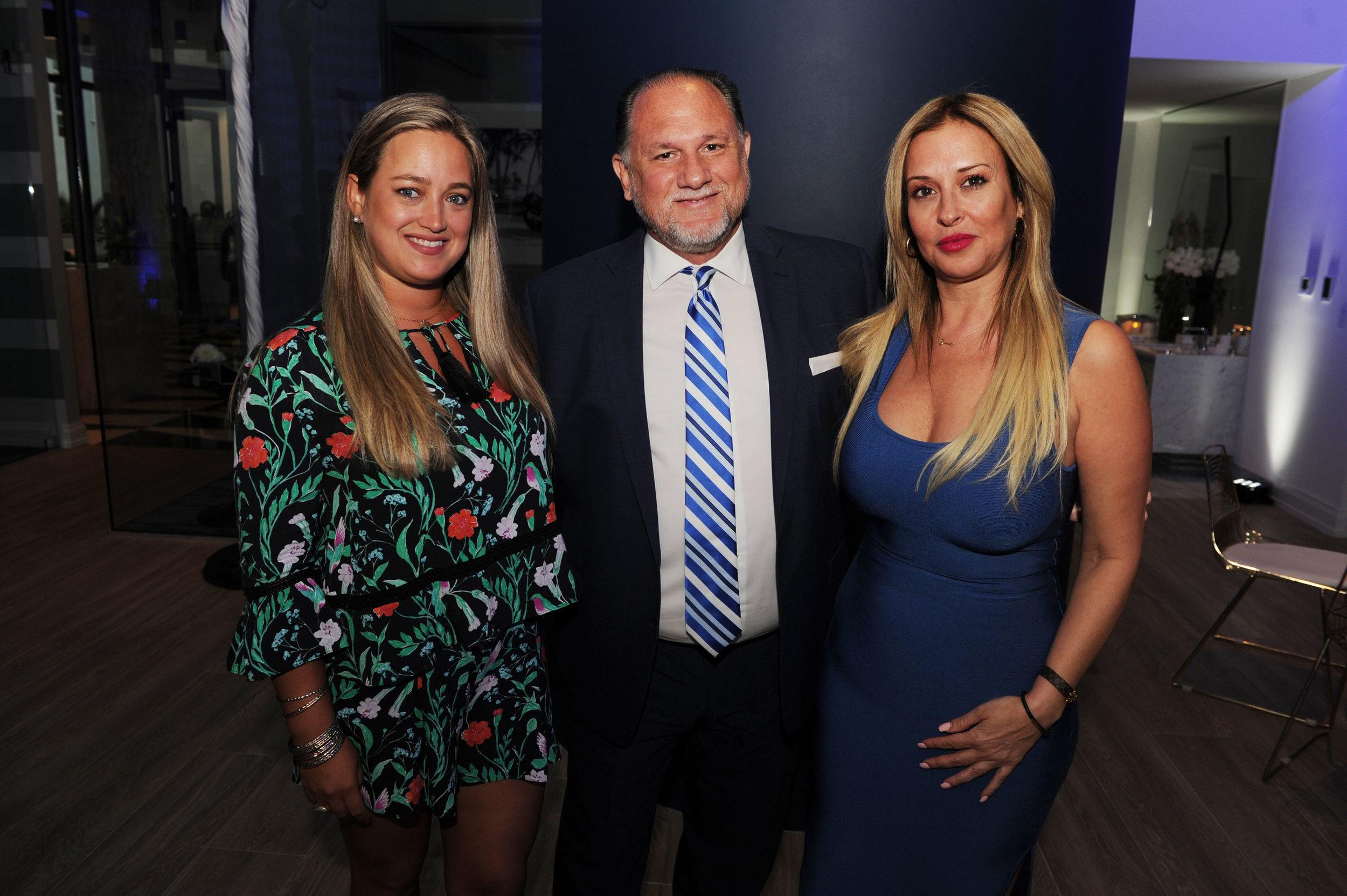 Kathrine Thunem, Gus Rubio, & Sarit Oren